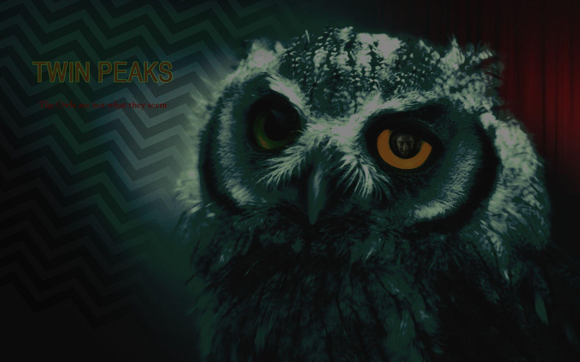 Twin Peaks – Fan Wallpaper. by MVestala on DeviantArt
