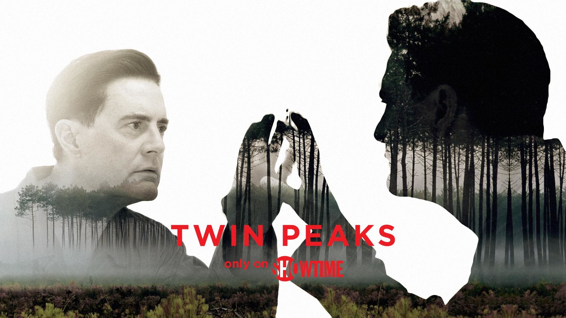 No Spoilers[No Spoilers] Made a True Detective Style Twin Peaks Wallpaper  …