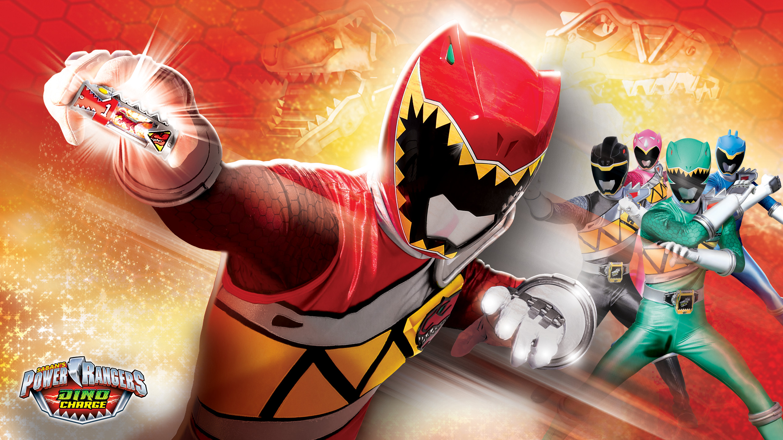 Dino Charge Red Ranger Wallpaper – Power Rangers – The Official .