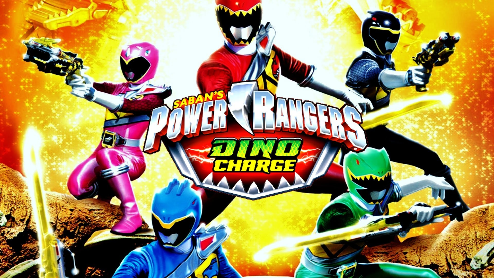 Power Rangers Dino Charge Episode 3: A Fool's Hour (Review)