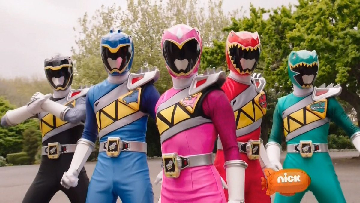 Power Rangers Dino Charge Let Sleeping Zords Lie Power Rangers