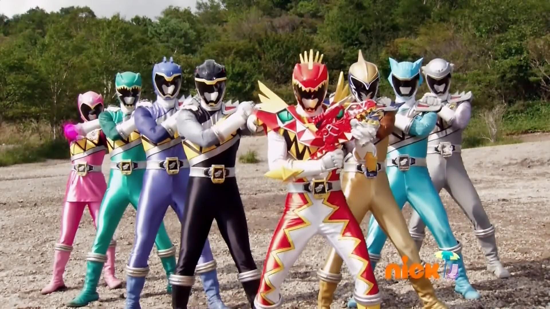 Power Rangers Dino Charge Silver Ranger – wallpaper.