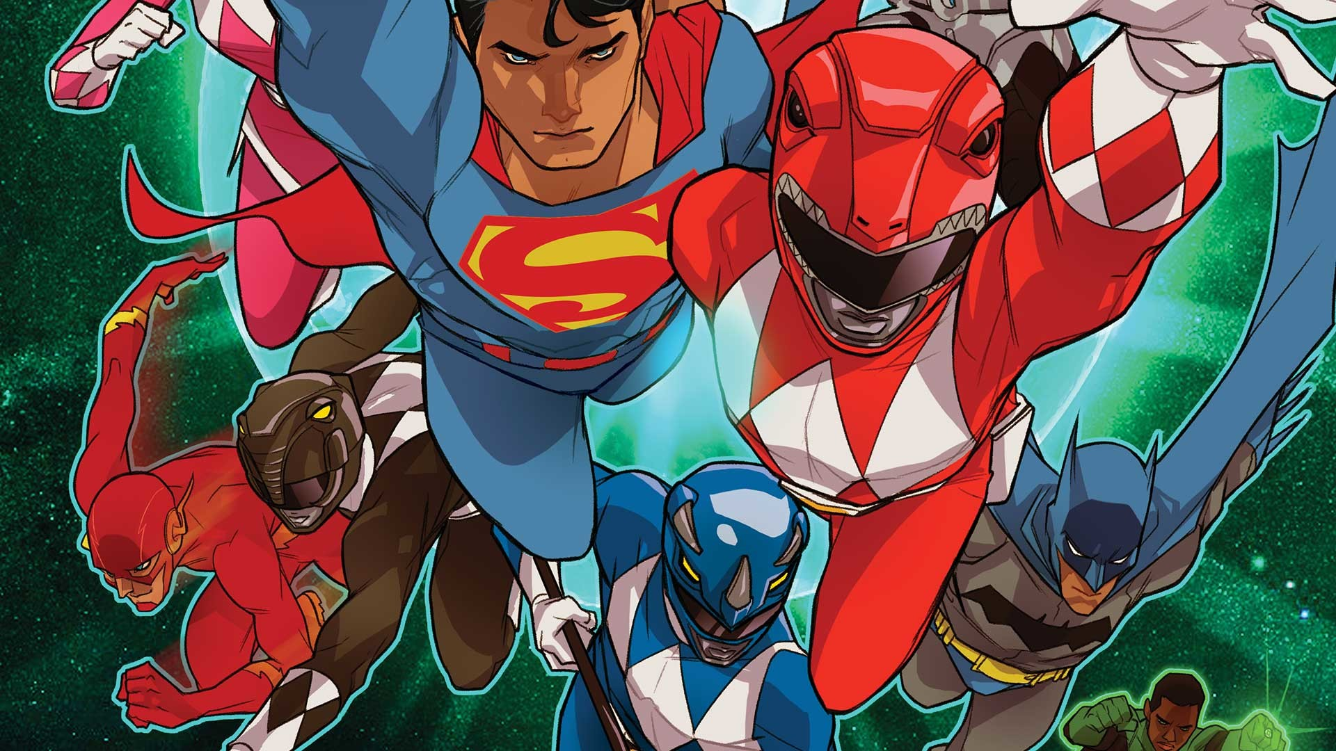 Power Rangers HD Wallpaper – WallpaperSafari