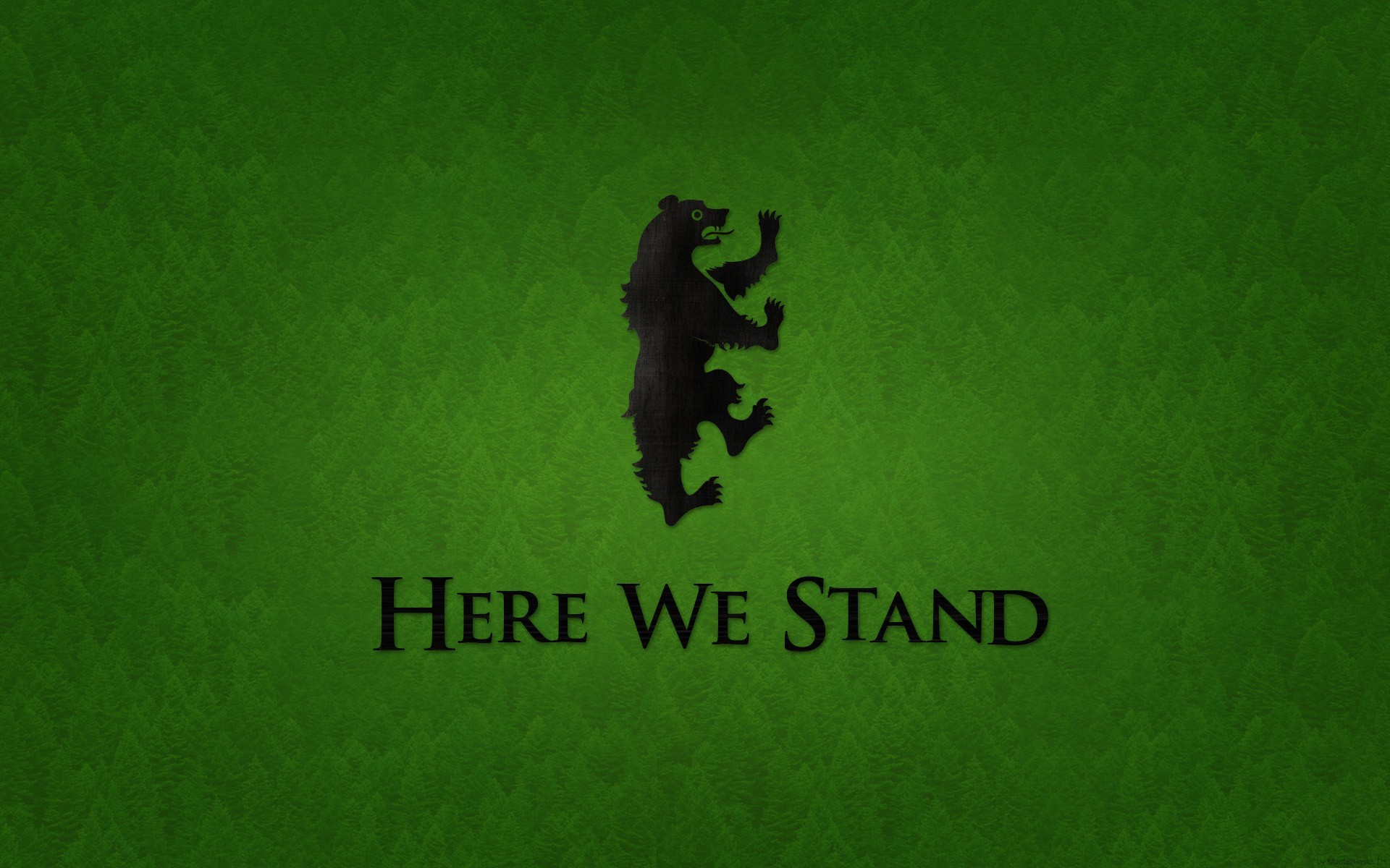 bears Game of Thrones A Song Of Ice And Fire TV series House Mormont /  Wallpaper