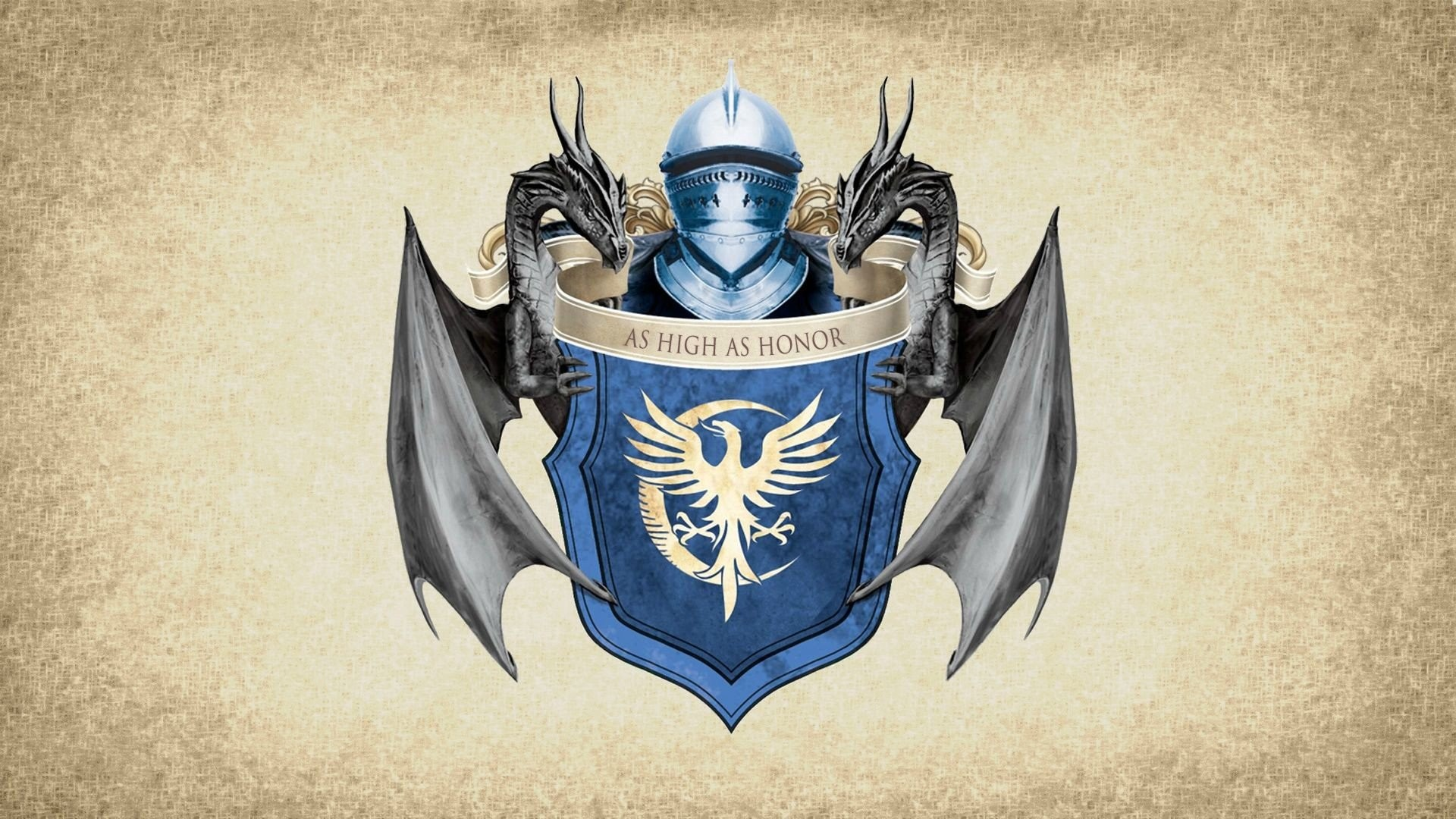 As High Honor A Song Of Ice And Fire Coat Arms Game Thrones House Arryn  Sigil