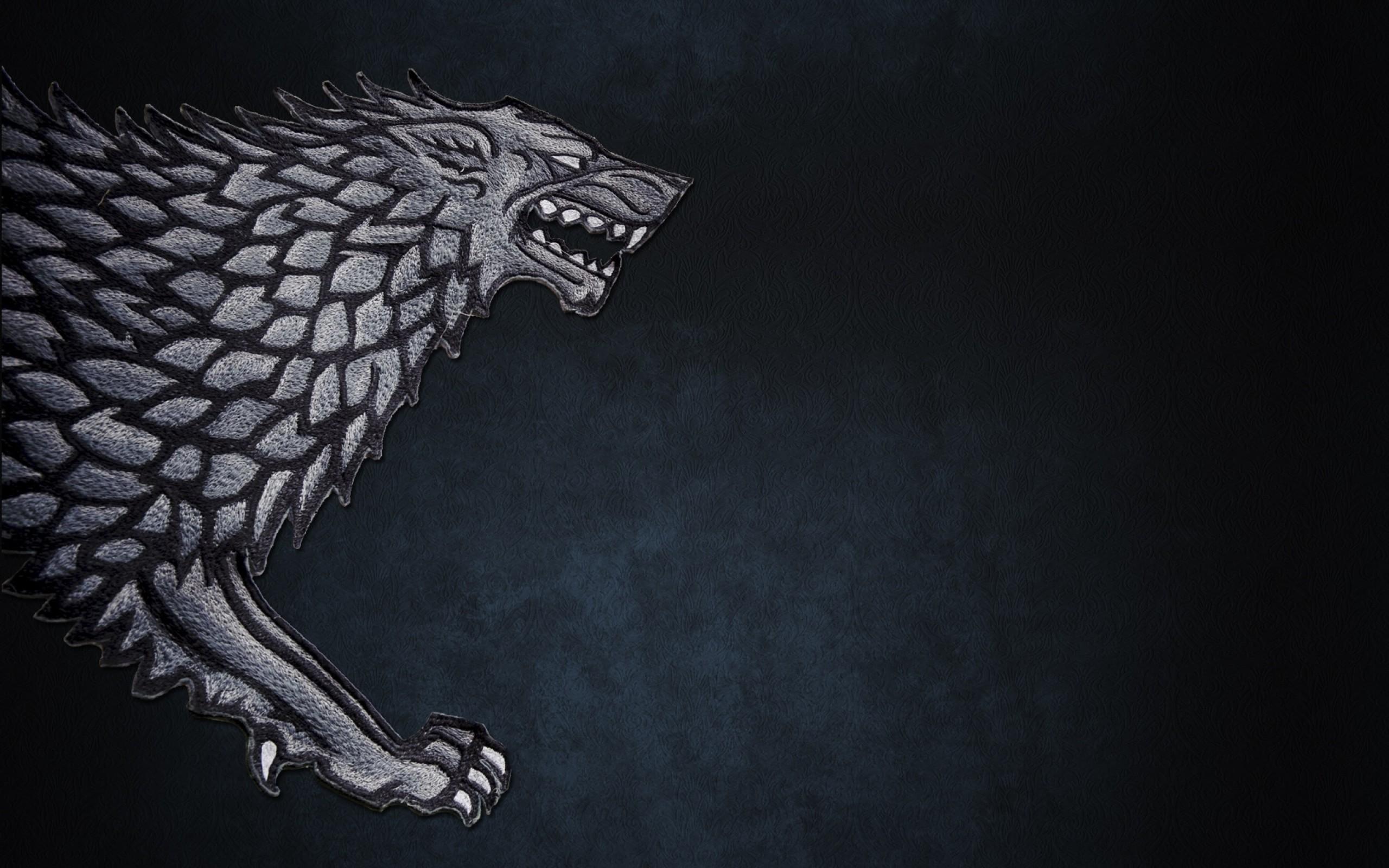 wolf, Game Of Thrones, Direwolves, Arya Stark, Artwork Wallpapers .