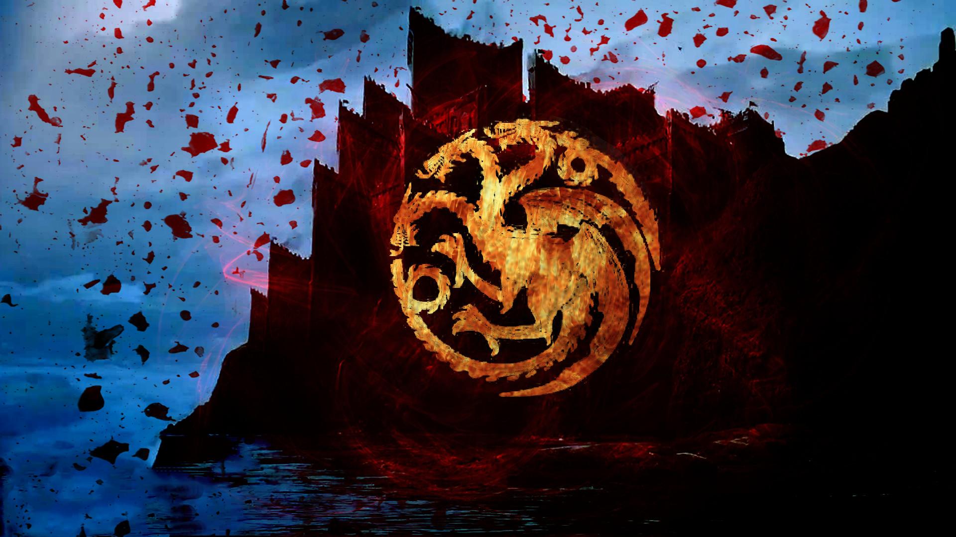 Game of Thrones, House Targaryen, Wallpaper by Velostodon on .