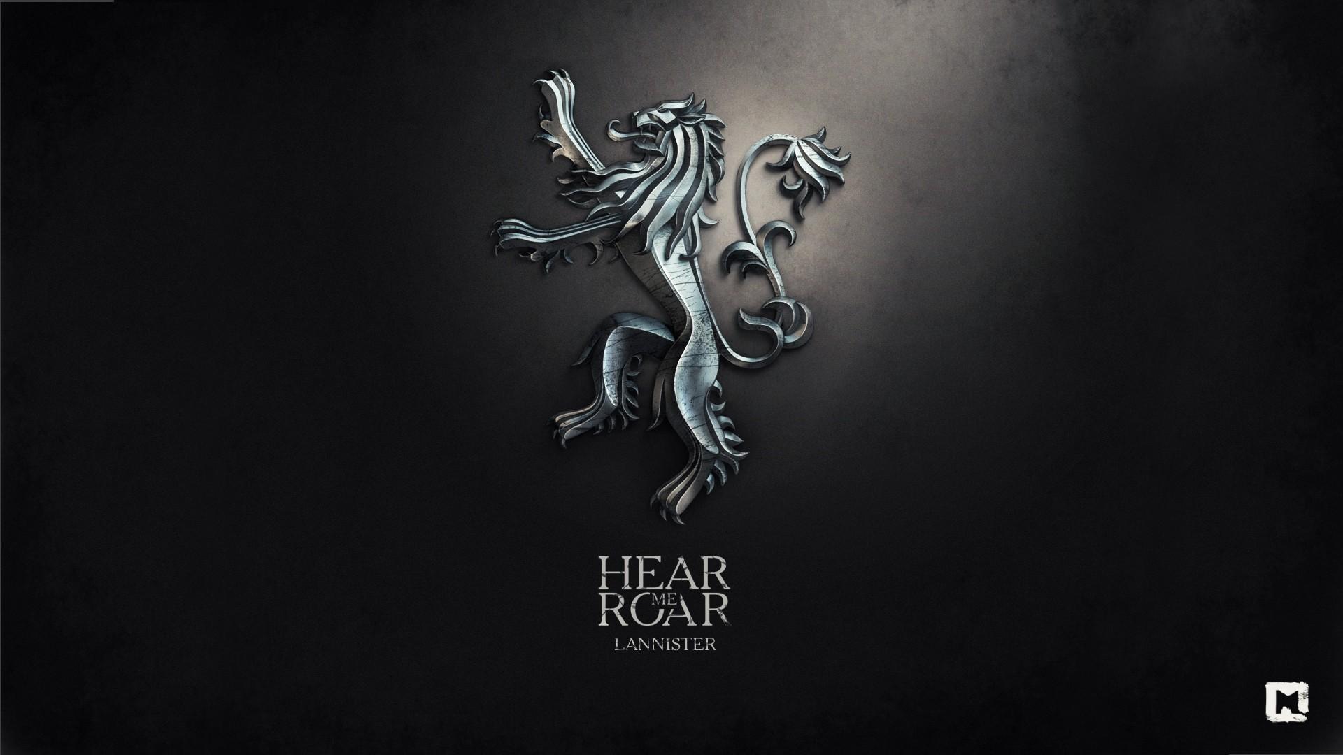 House Lannister Sigil, Heat me Roar