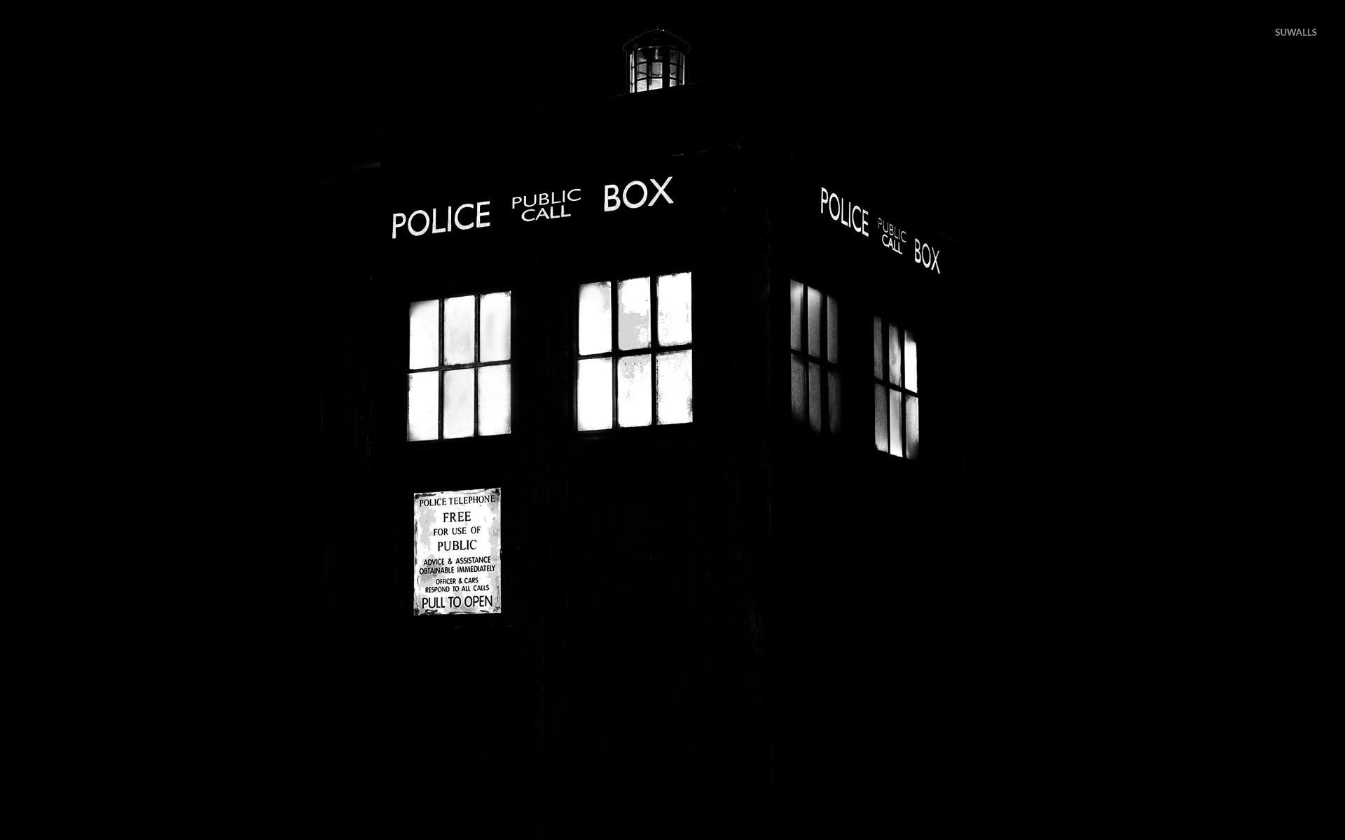 TARDIS Desktop Wallpapers – Wallpaper Cave
