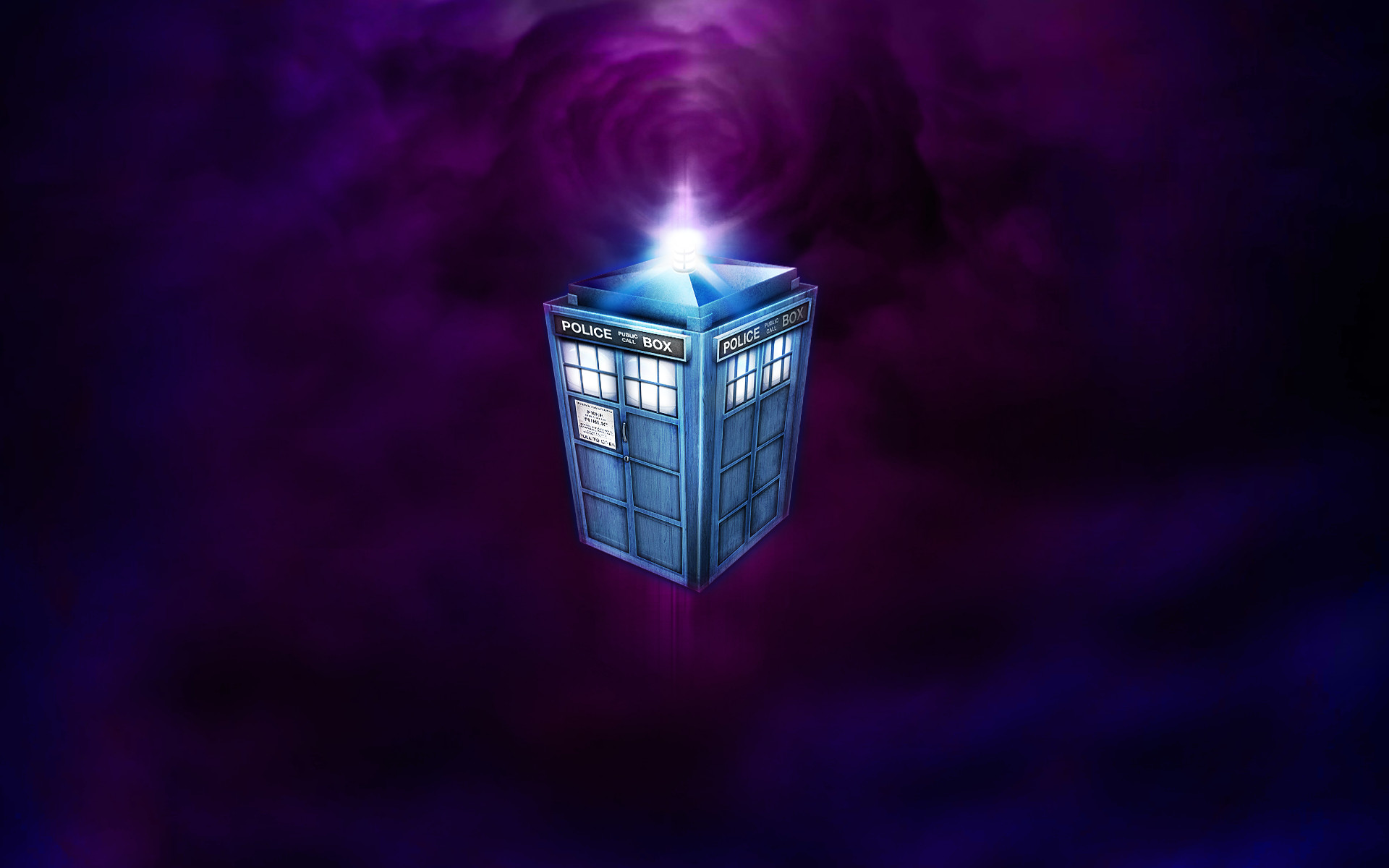 Wallpapers ⇒ TV ⇒ Doctor Who Wallpaper