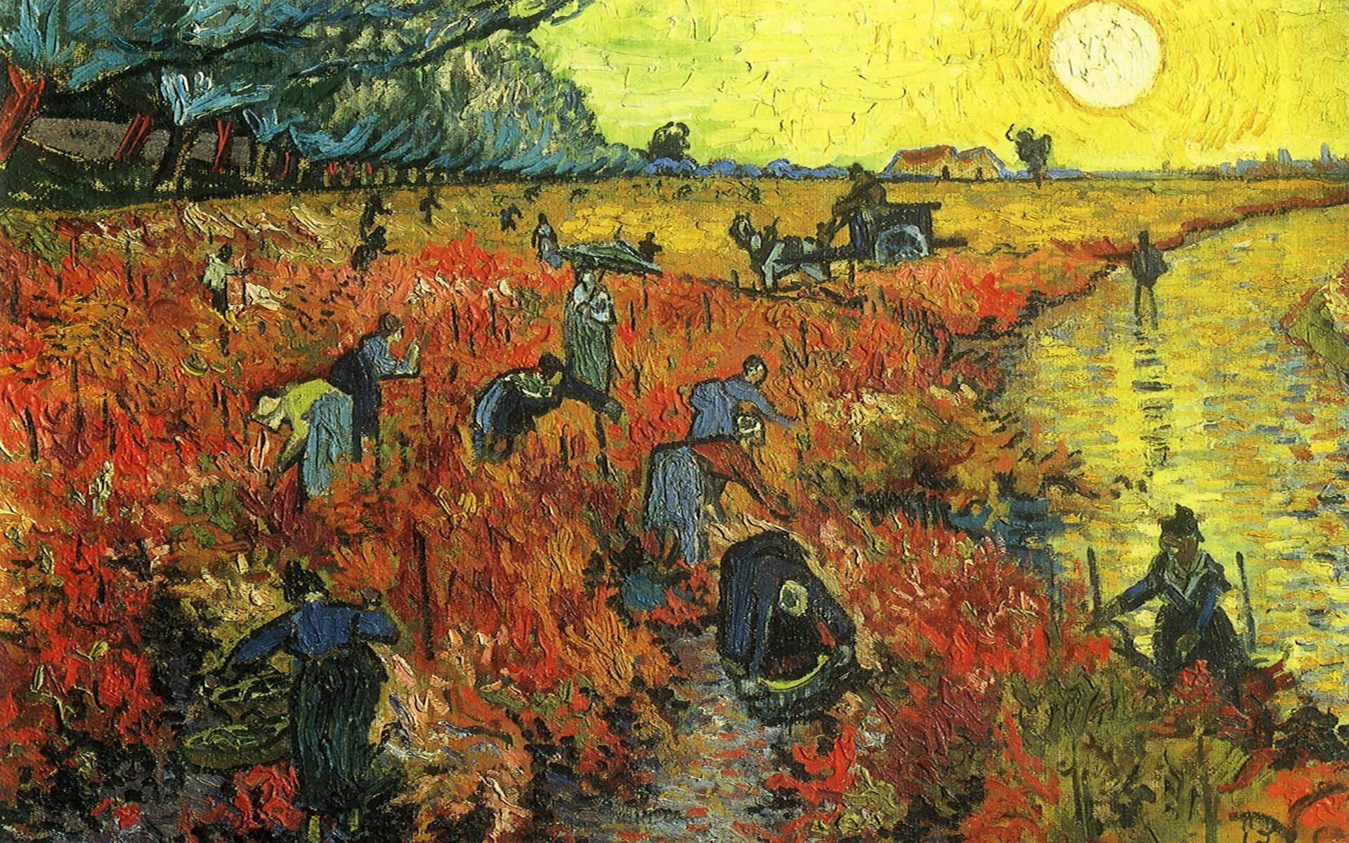 Vincent <b>Van Gogh Wallpapers</b> – <b>Wallpaper