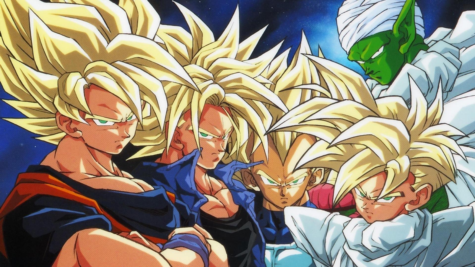 Dragon Ball Z Trunks Wallpaper