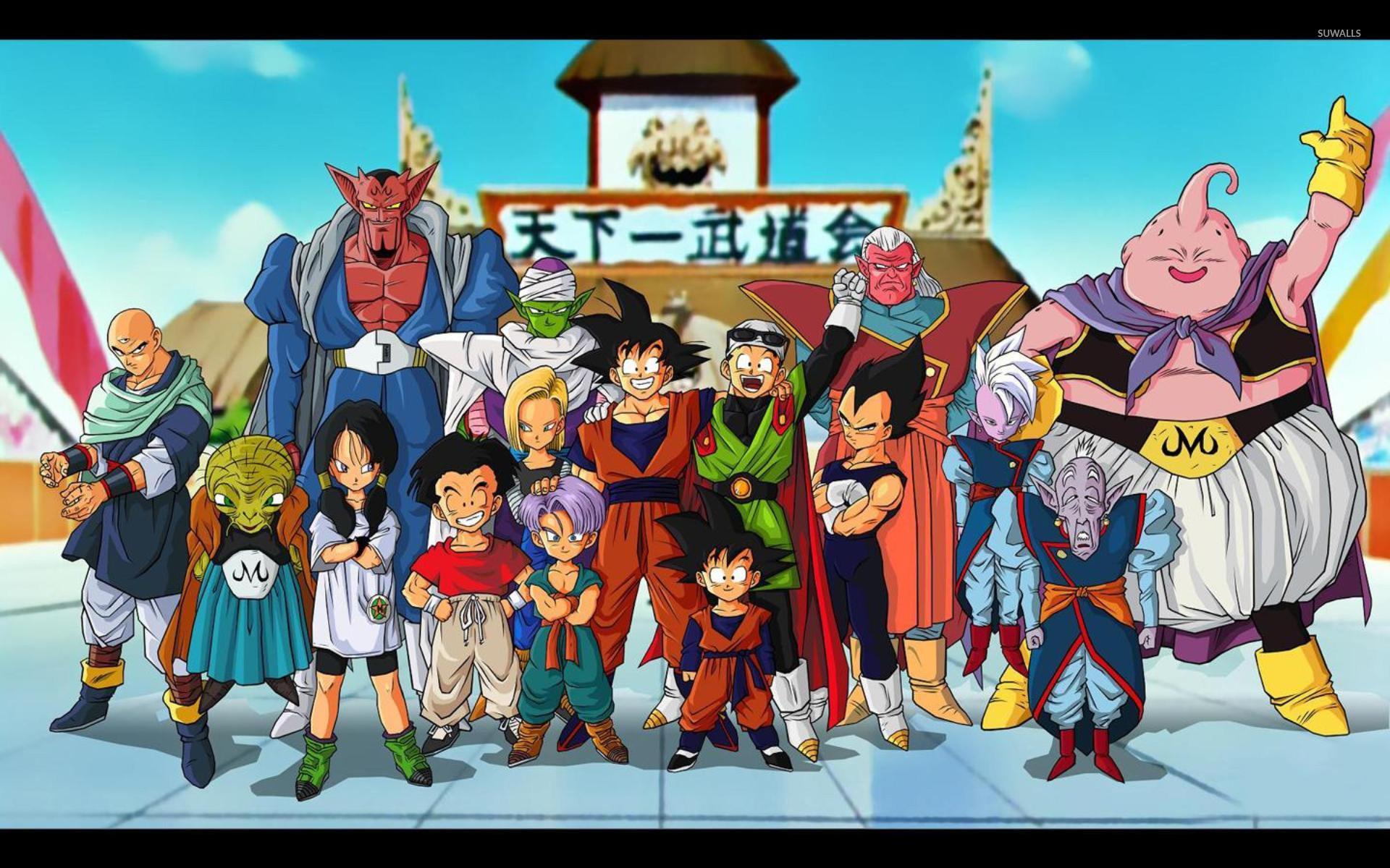Dragon Ball Z [5] wallpaper jpg