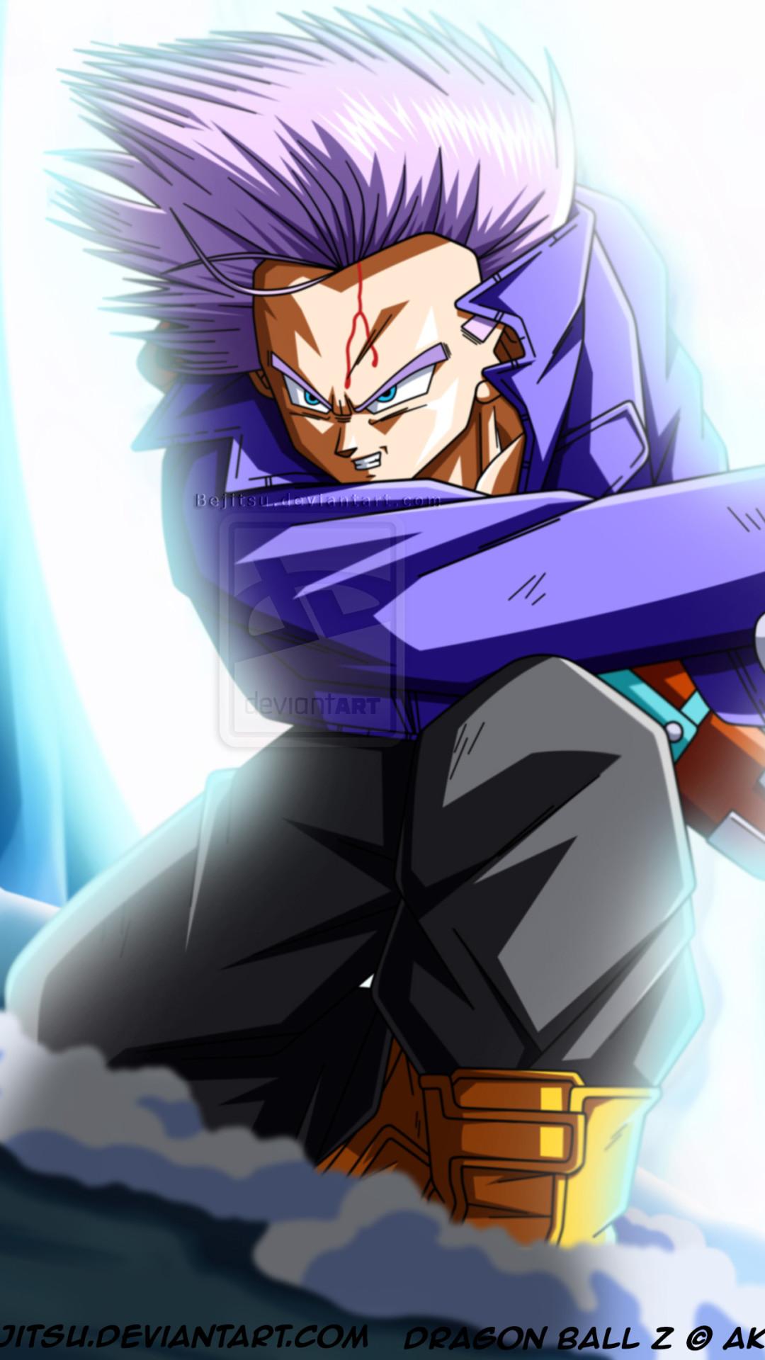 … Z Dragon Ball Trunks. Wallpaper 615955