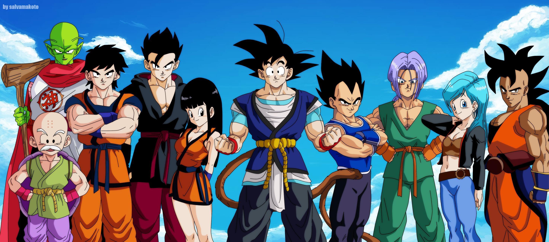 Dragon Ball Z Goku · HD Wallpaper   Background ID:659621