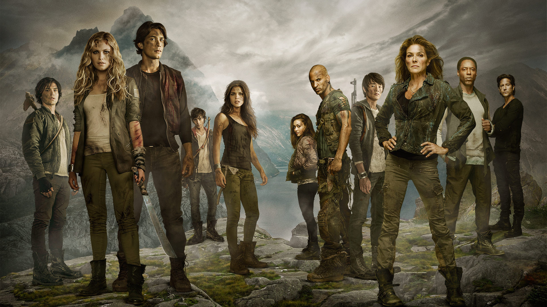 The 100 Episode Guide, Show Summary and Schedule: Track your favourite TV  shows