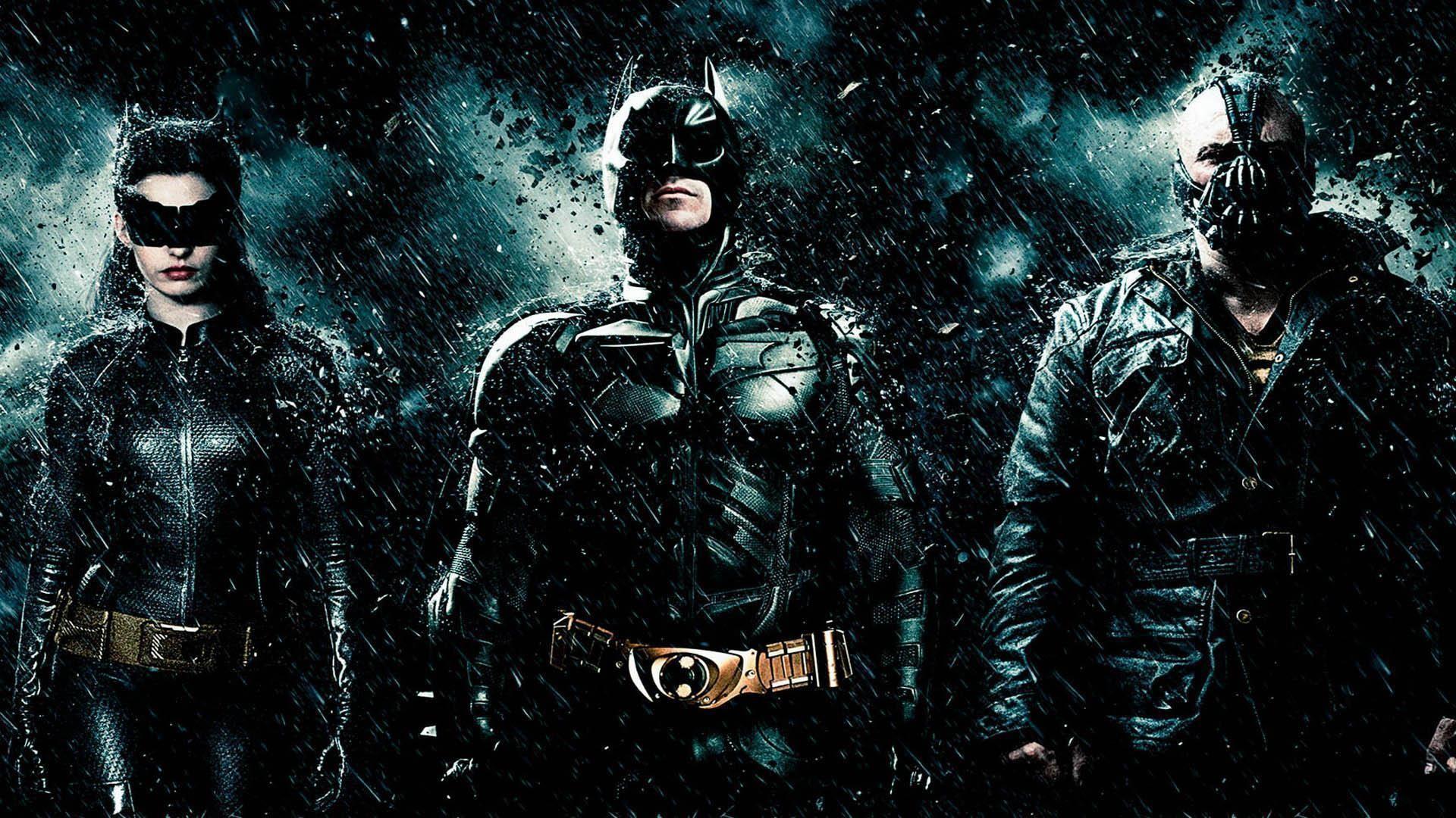 30 Batman HD Wallpapers for Desktop