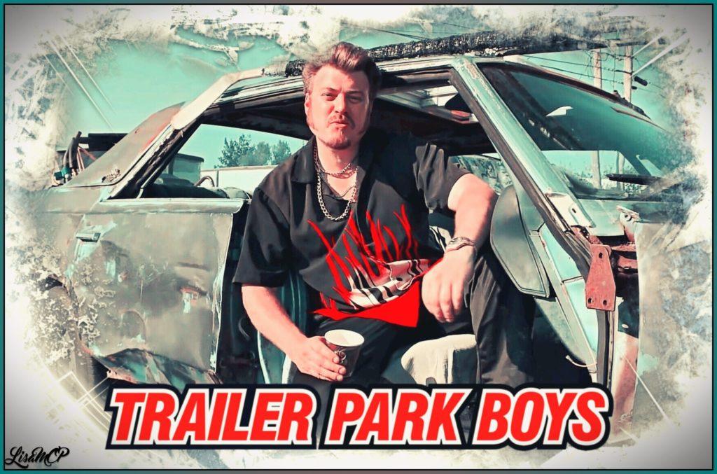 Trailer Park Boys: Ricky Edit/Wallpaper.