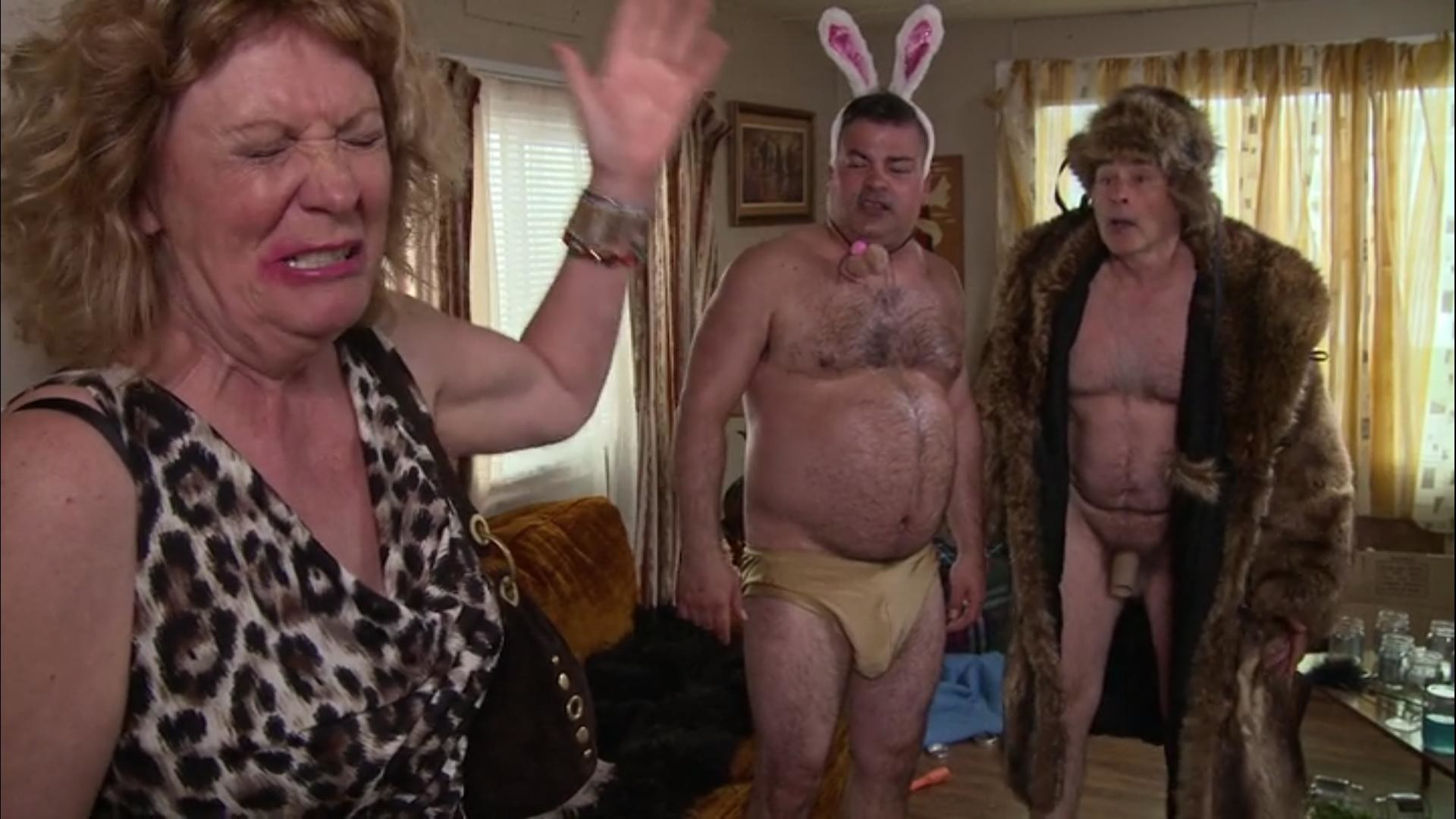 Trailer Park Boys in one image …