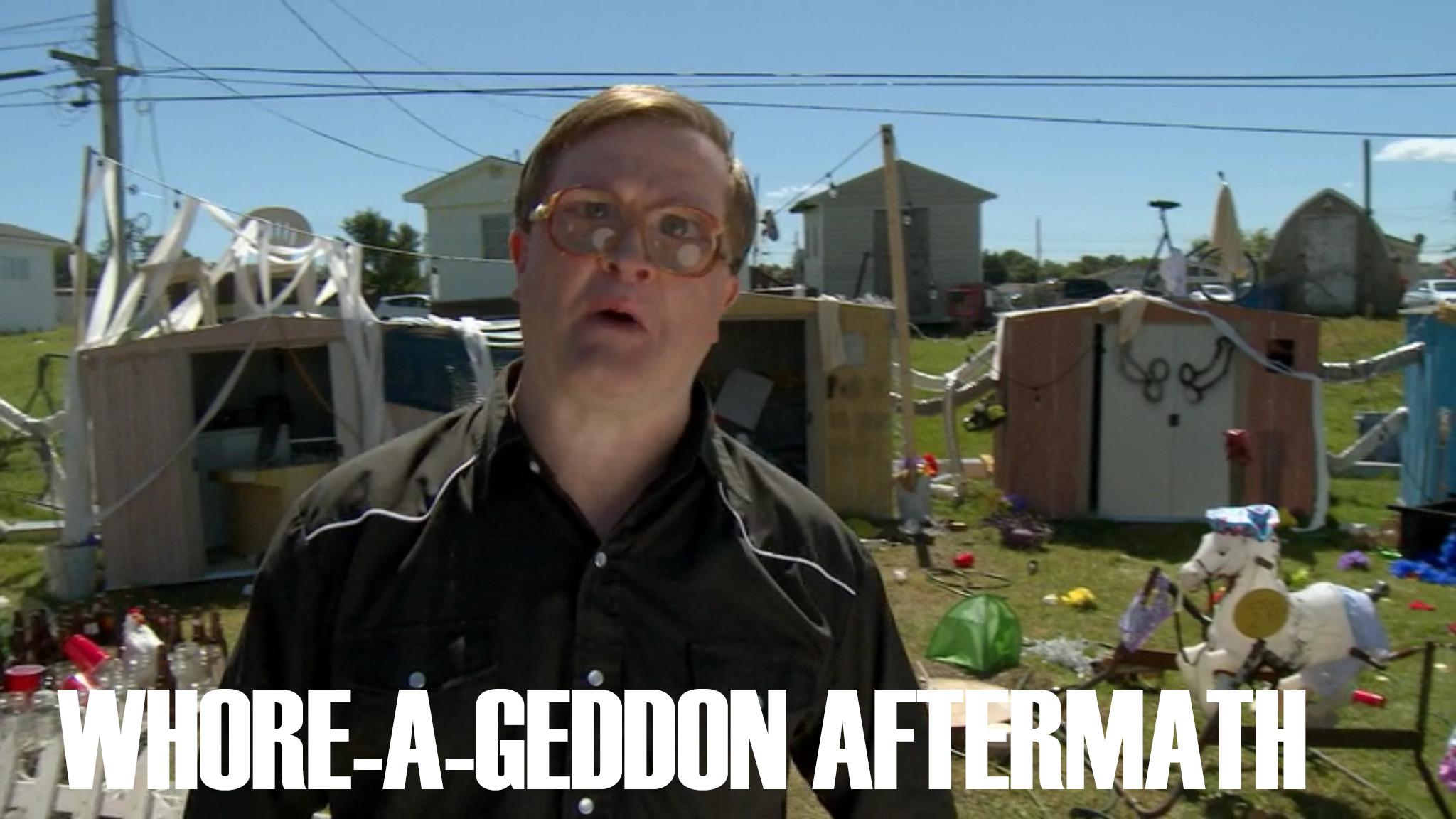 Trailer park boys · Whore-a-geddon Aftermath