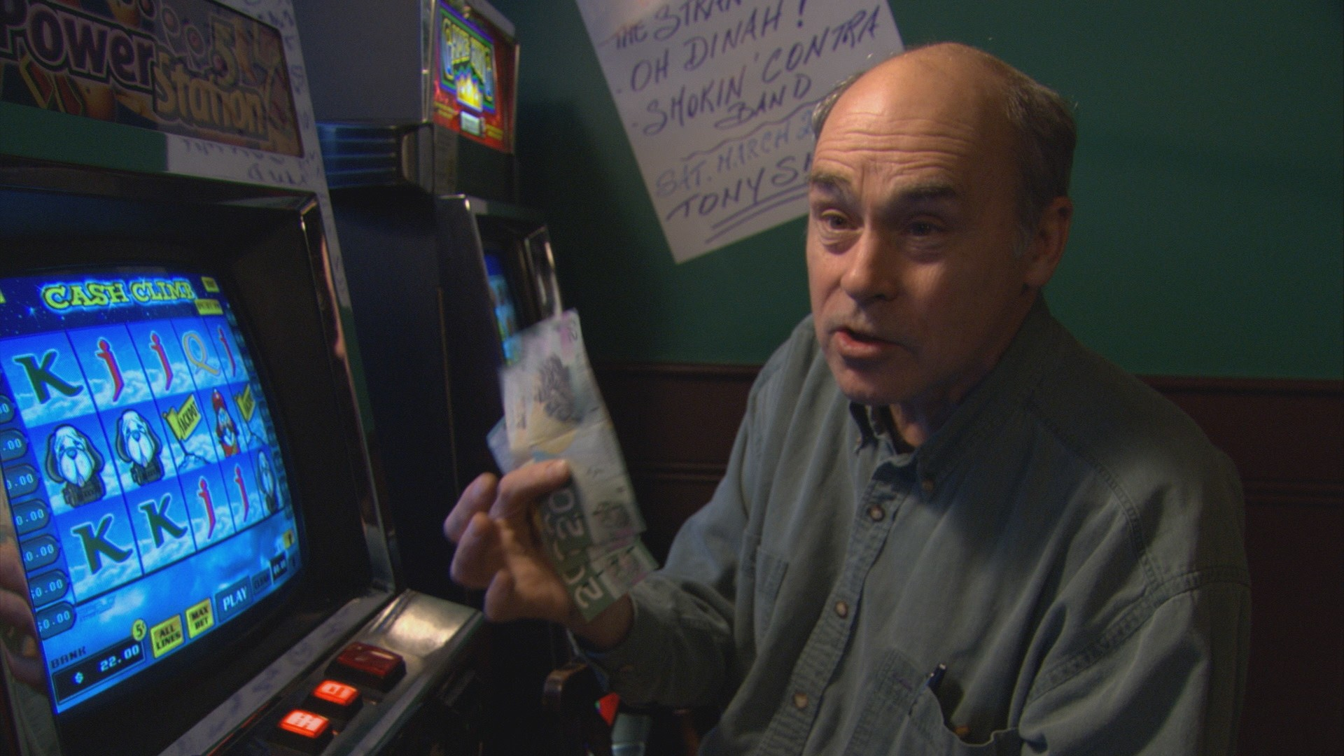 John Dunsworth in Playing The Machines