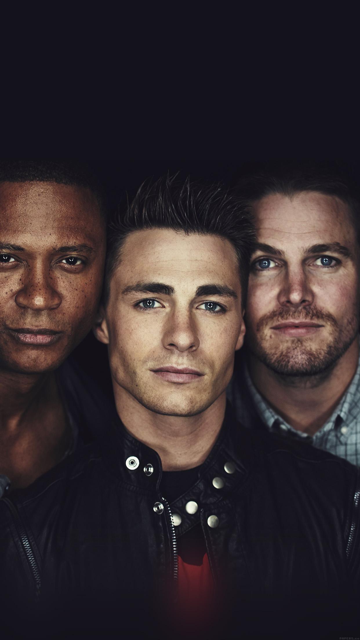 Arrow Crew Tv Series Celebrity Actors