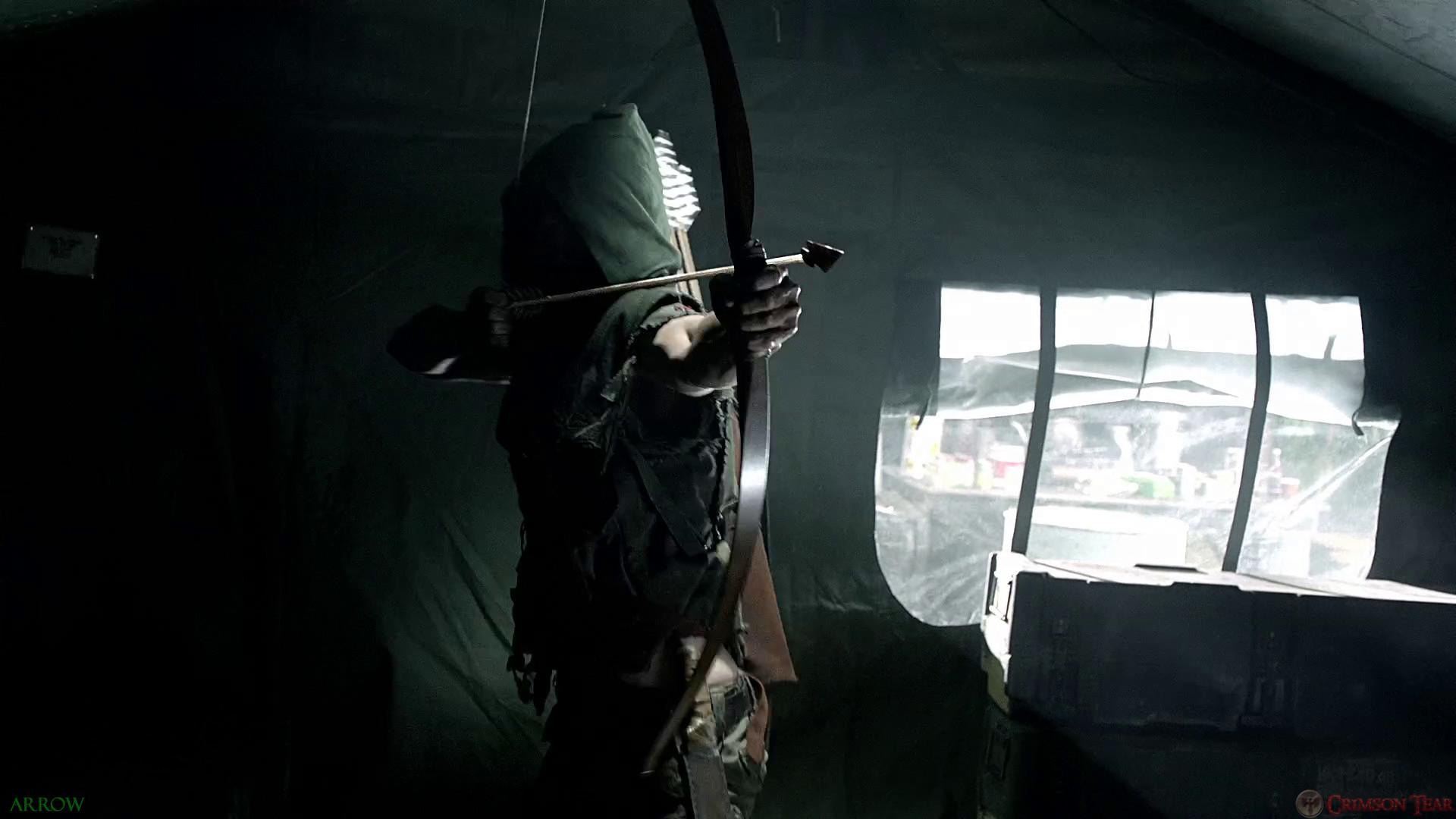 Green Arrow Wallpaper Cw Arrow season 1: the green yao