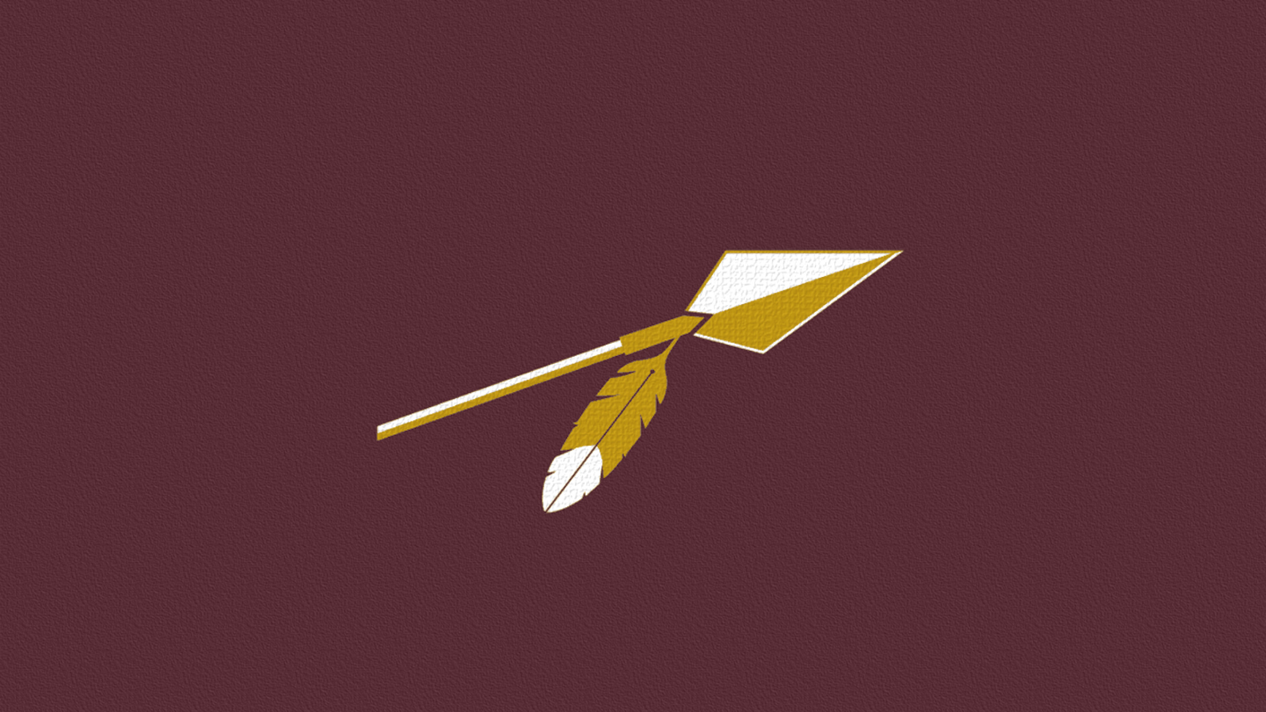 Washington Redskins Arrow