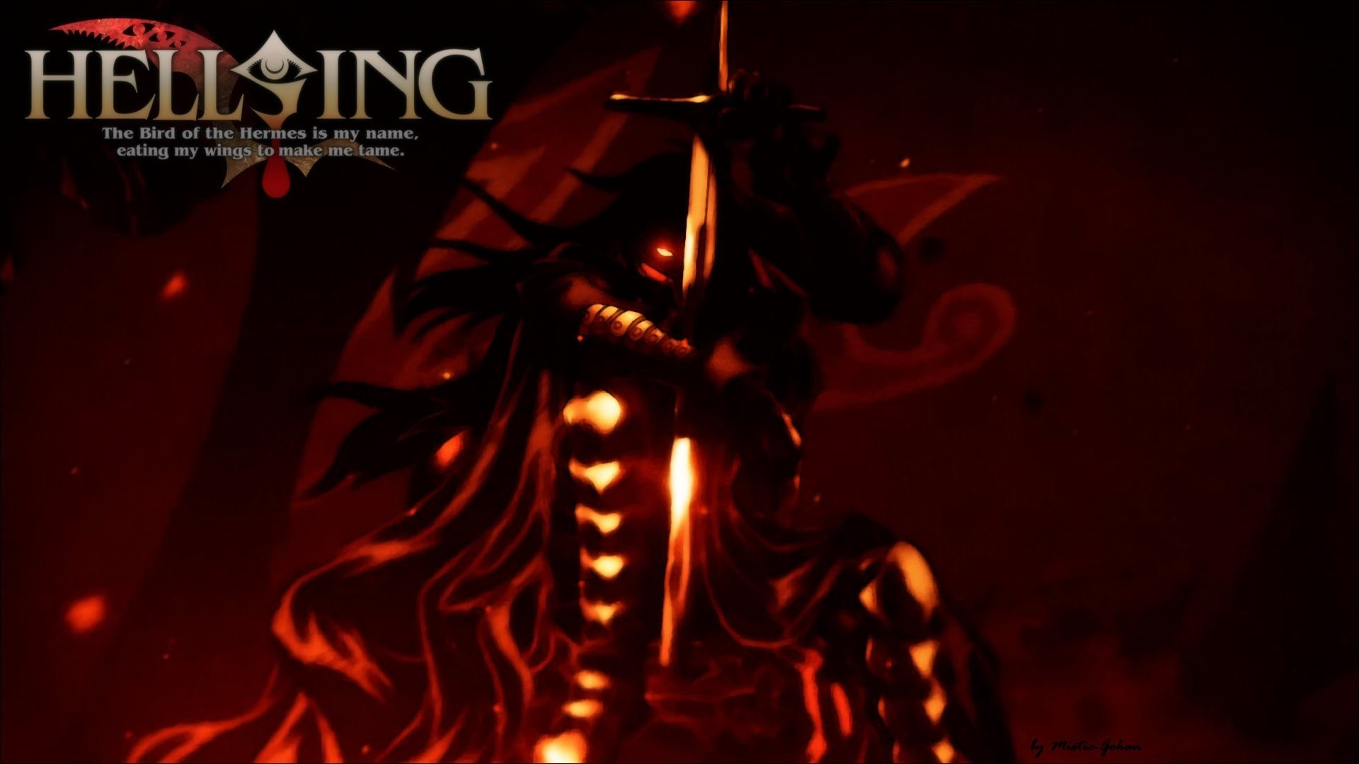 Hellsing Ultimate Opening BD 1080p – Creditless – YouTube