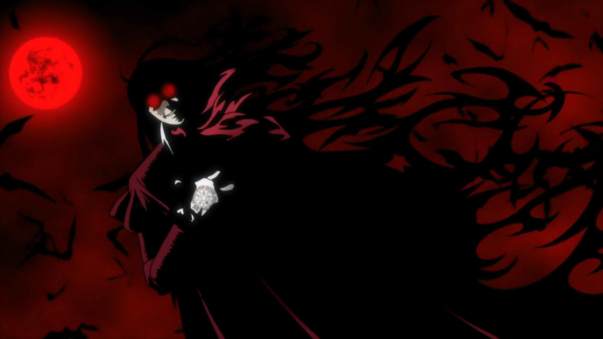 Alucard From Hellsing Ultimate | Hellsing Ultimate Ova 1