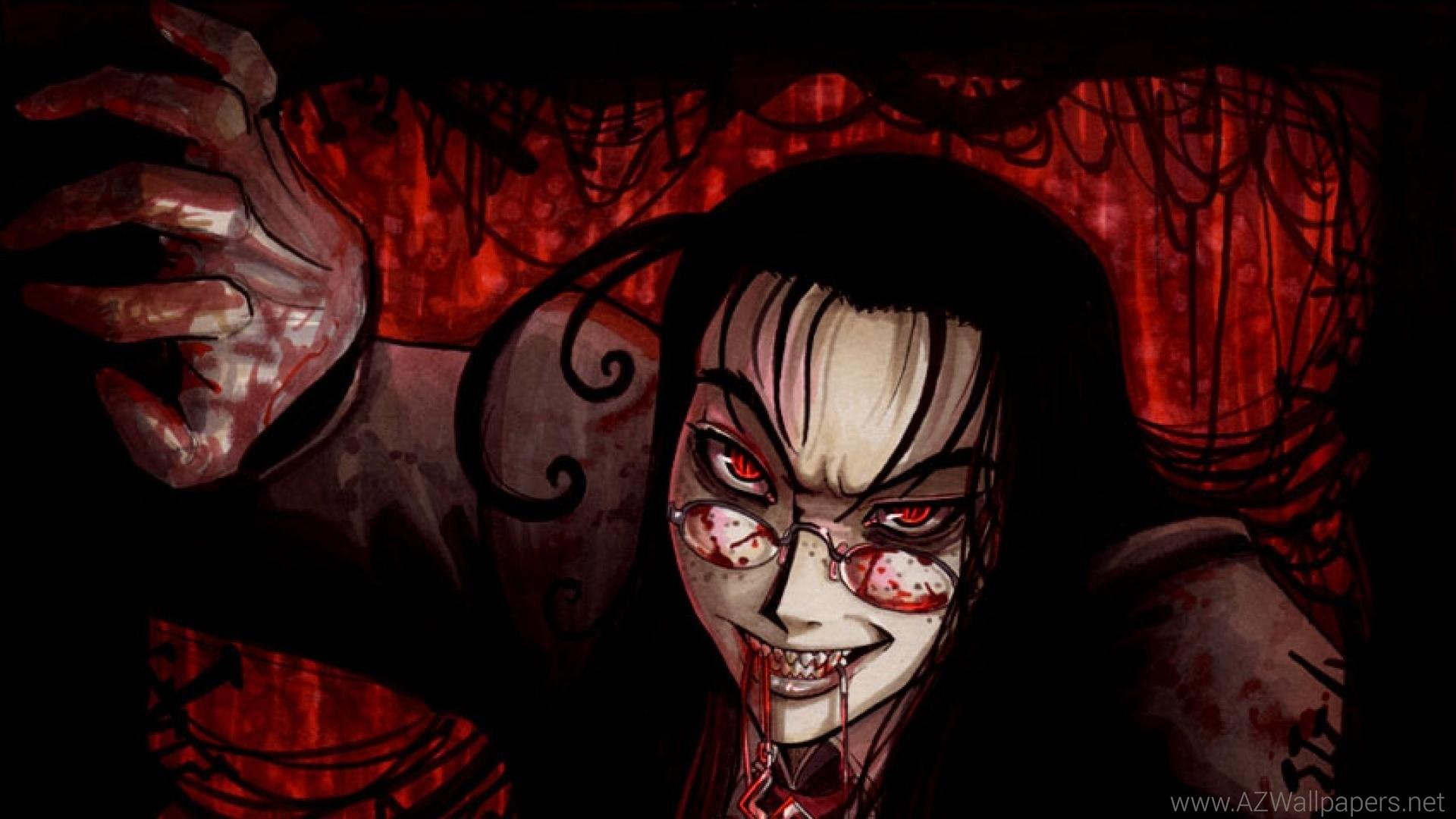 Hellsing Hellsing Ultimate Rip Van Winkle Wallpapers (