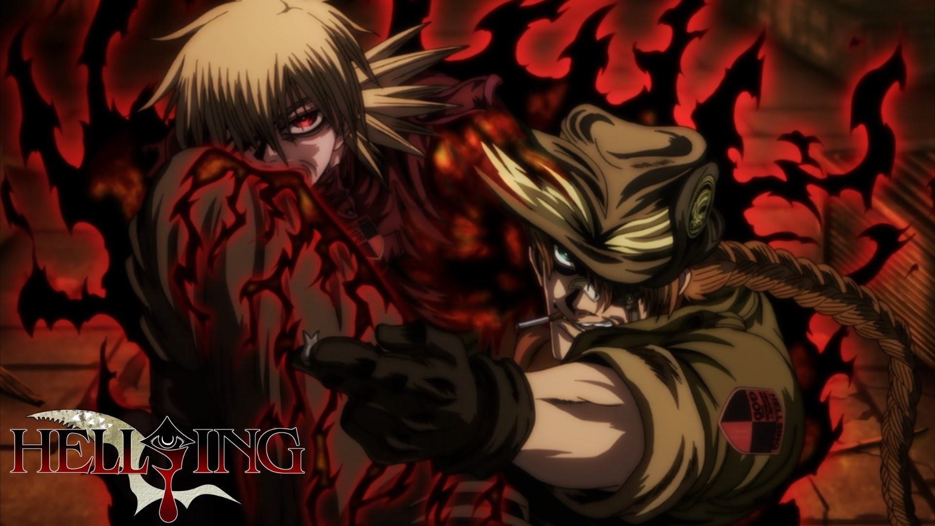 Hellsing Ultimate OVA: All Main Characters Deaths chronologically [-BD  Quality 1080p-] – YouTube