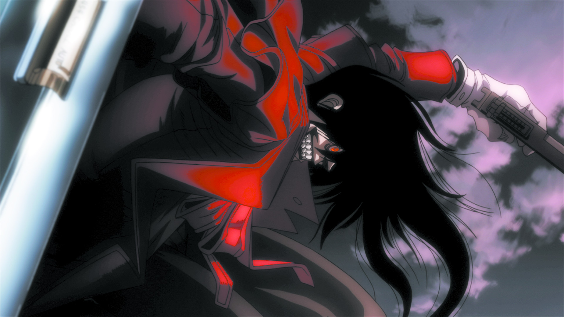 Blu-ray Review: Hellsing Ultimate – Parts 5 to 8