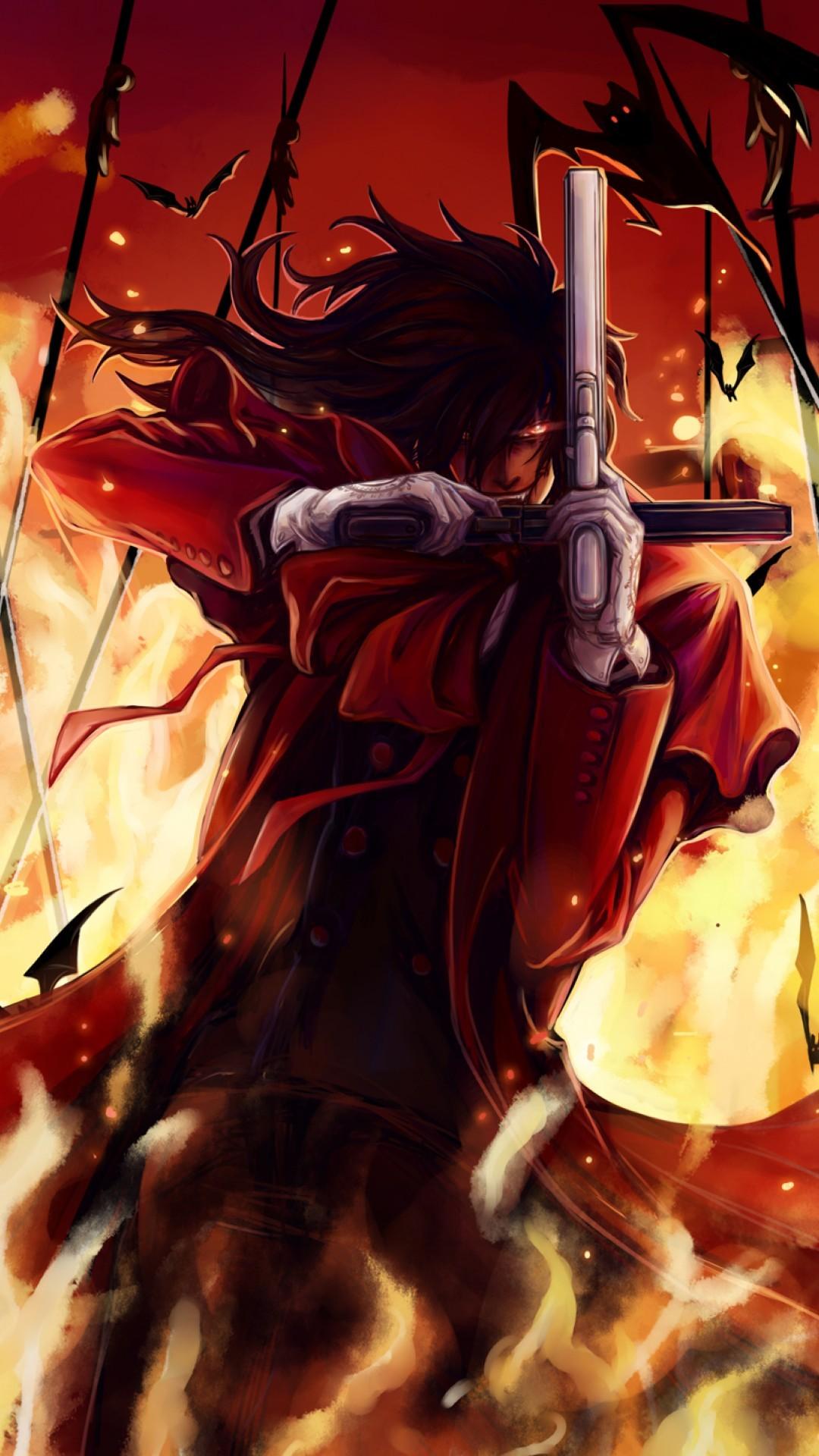 Alucard. Hellsing …