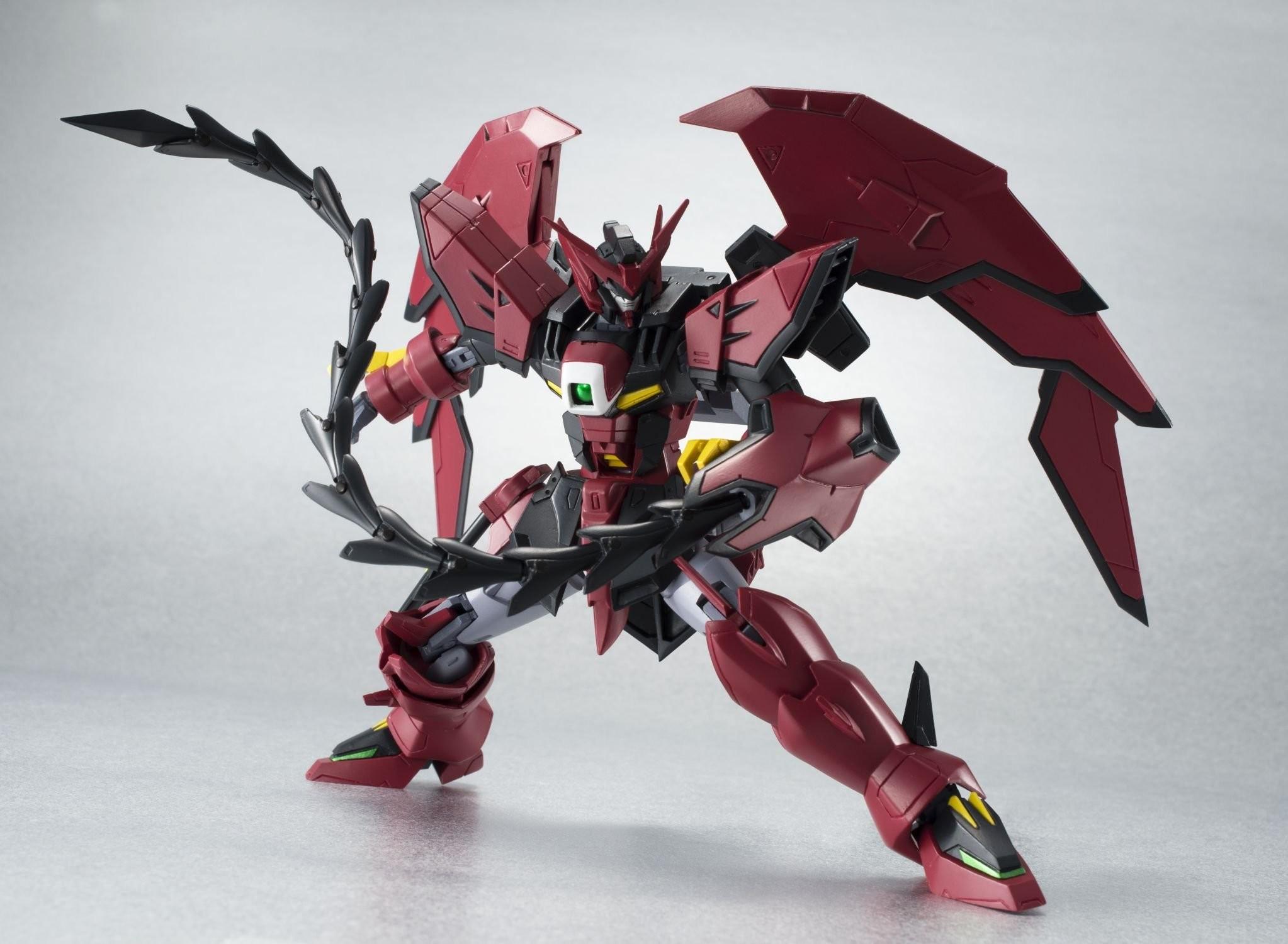 Kirin Hobby : Robot Spirits Gundam Wing: Gundam Epyon Action Figure by  Bandai 4543112781901