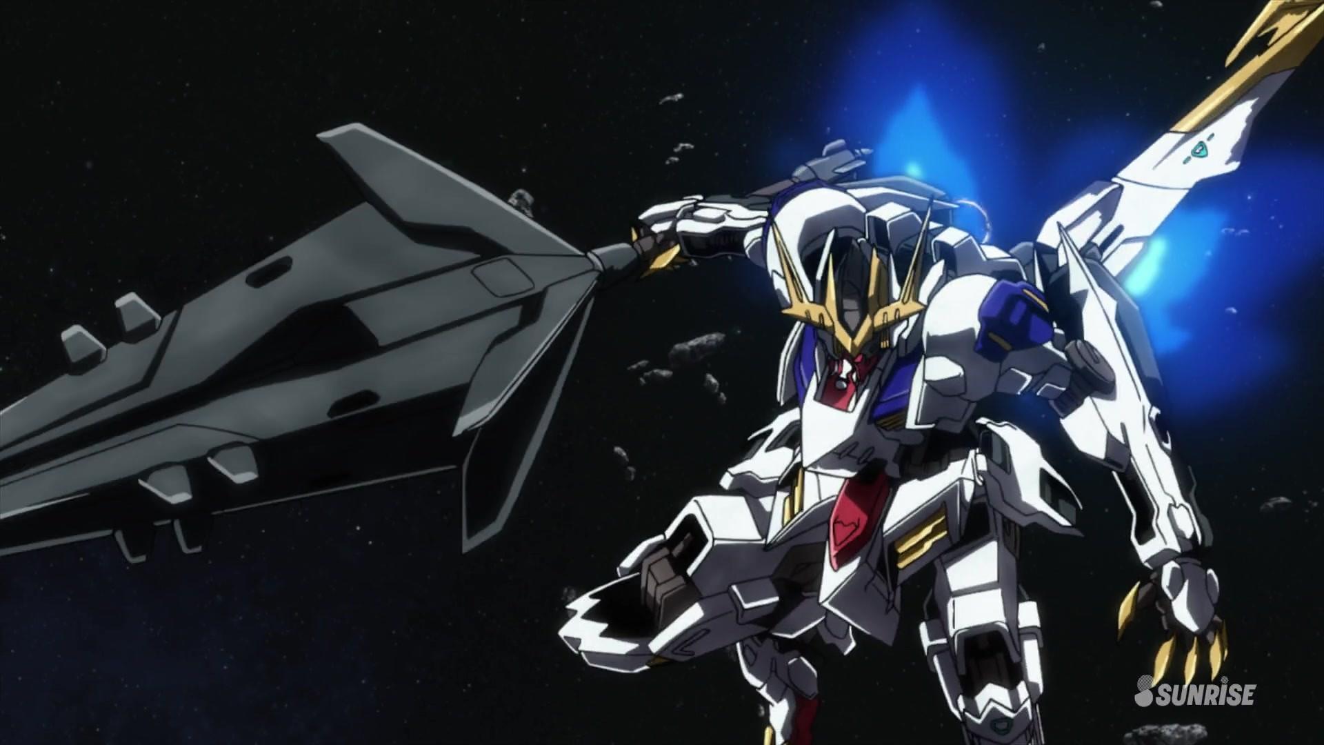 ASW-G-08 Gundam Barbatos Lupus Rex (Episode 42).jpg | The Gundam Wiki |  FANDOM powered by Wikia