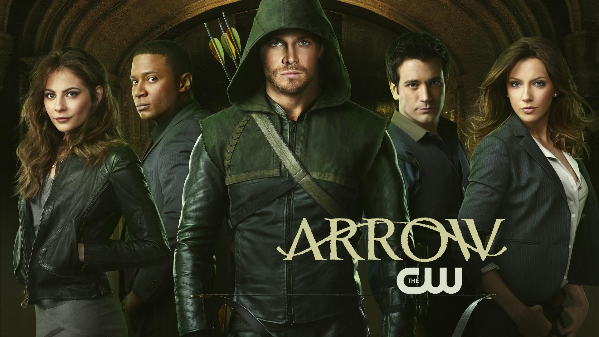 Arrow CW TV Show