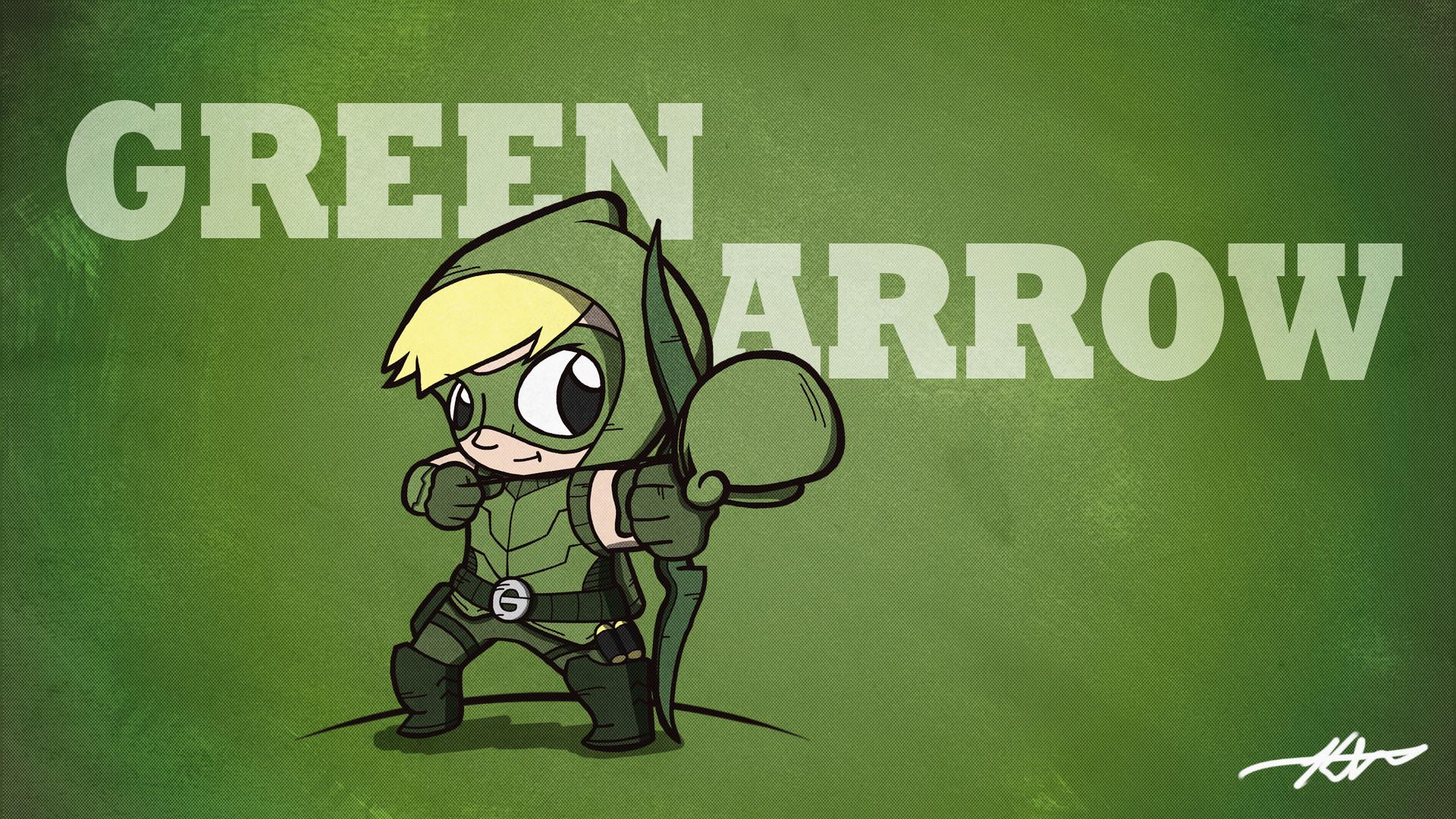 Green Arrow download wallpapers