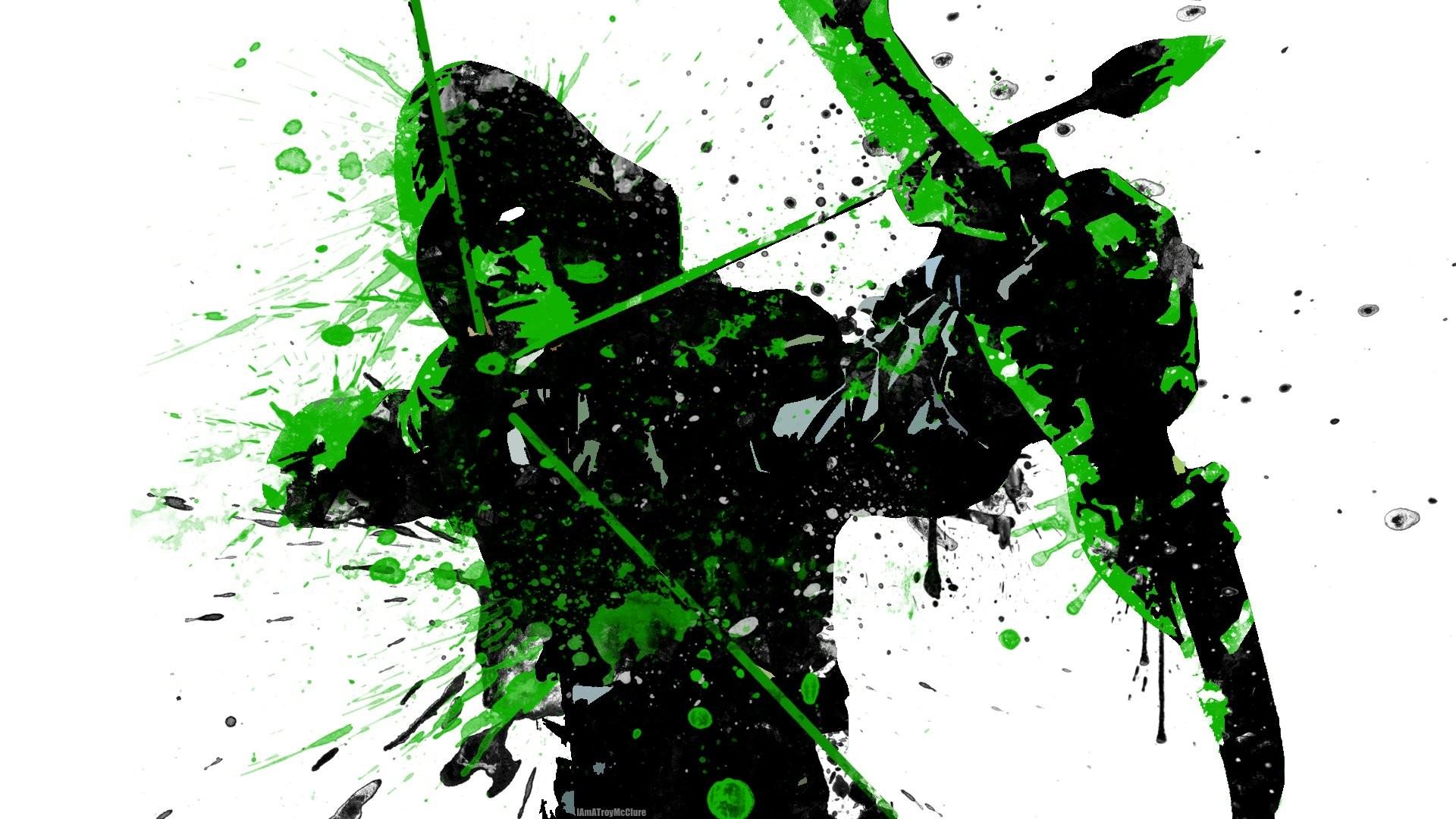 HD Wallpaper | Background ID:555626. Comics Arrow