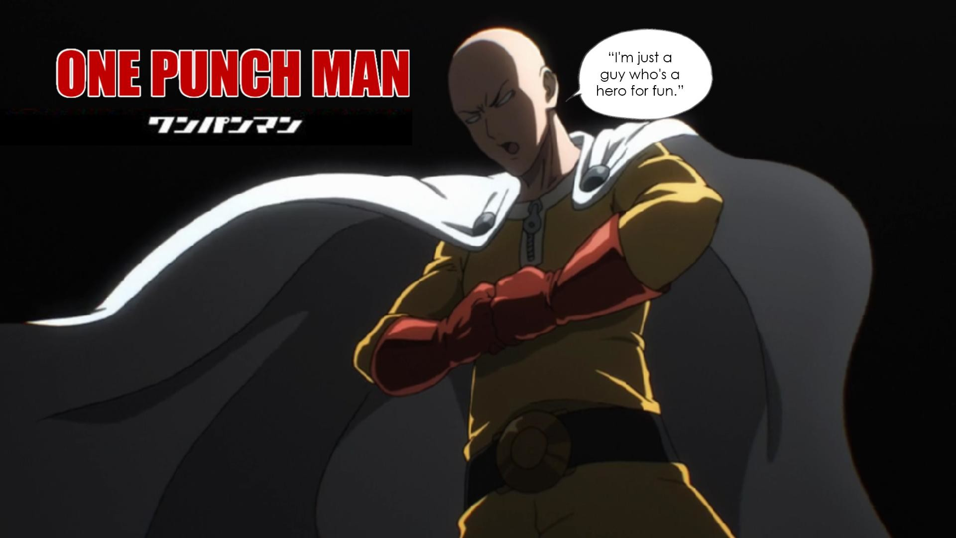 One Punch Man [1920×1080] Need #iPhone #6S #Plus #Wallpaper/