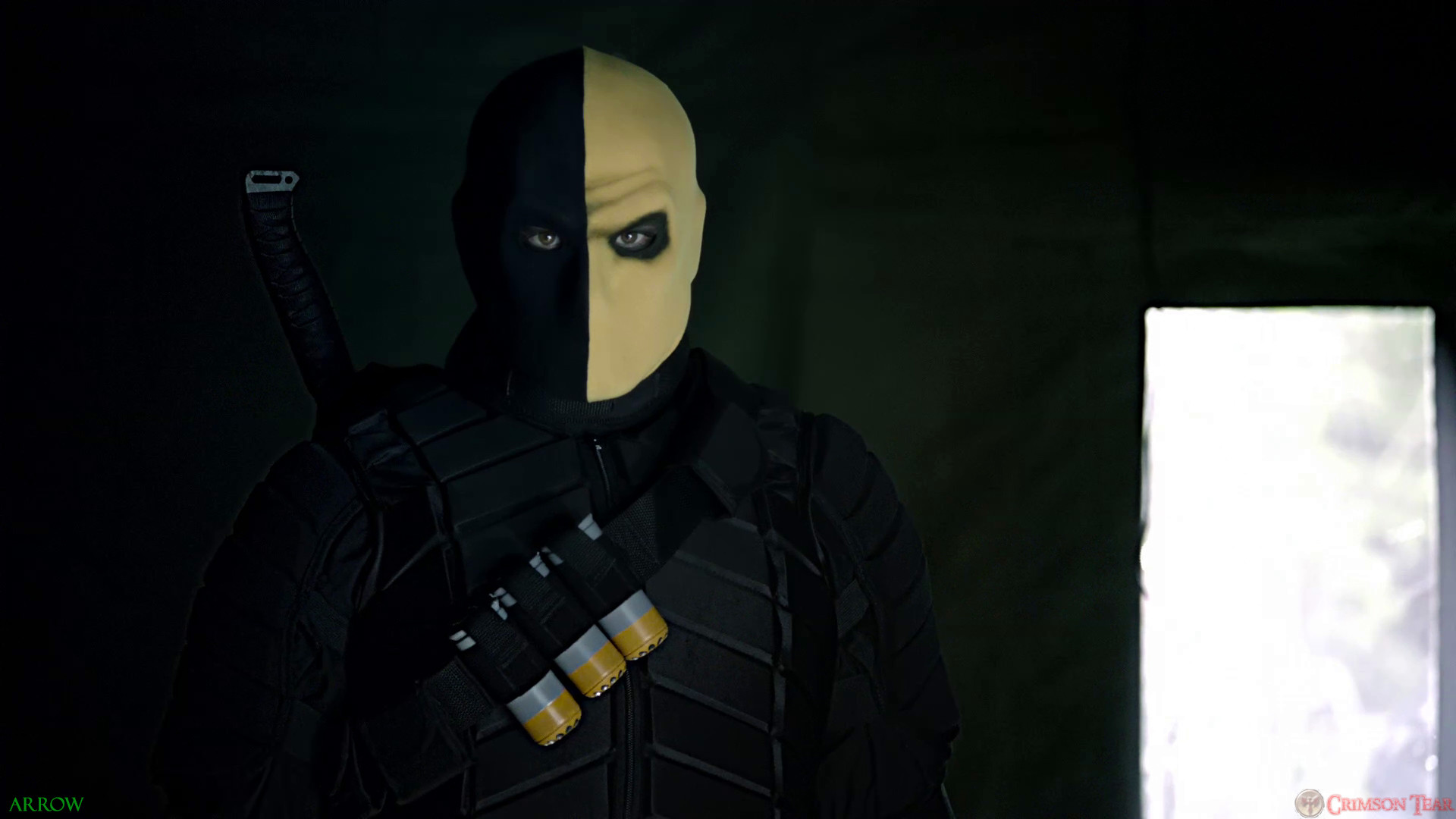 Arrow Season 1: Deathstroke