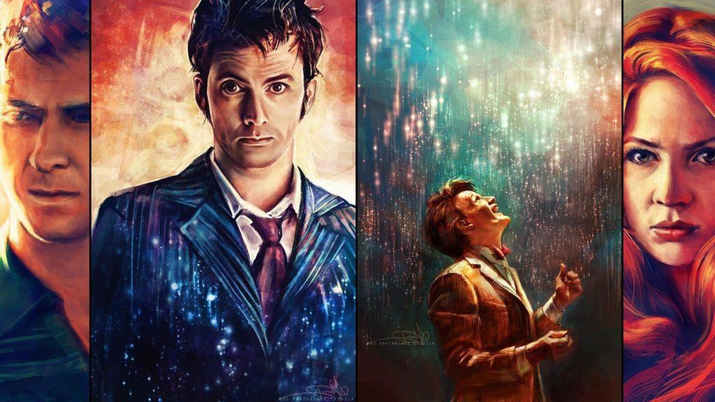 TARDIS-Matt-Smith-Karen-Gillan-Amy-Pond-Eleventh-