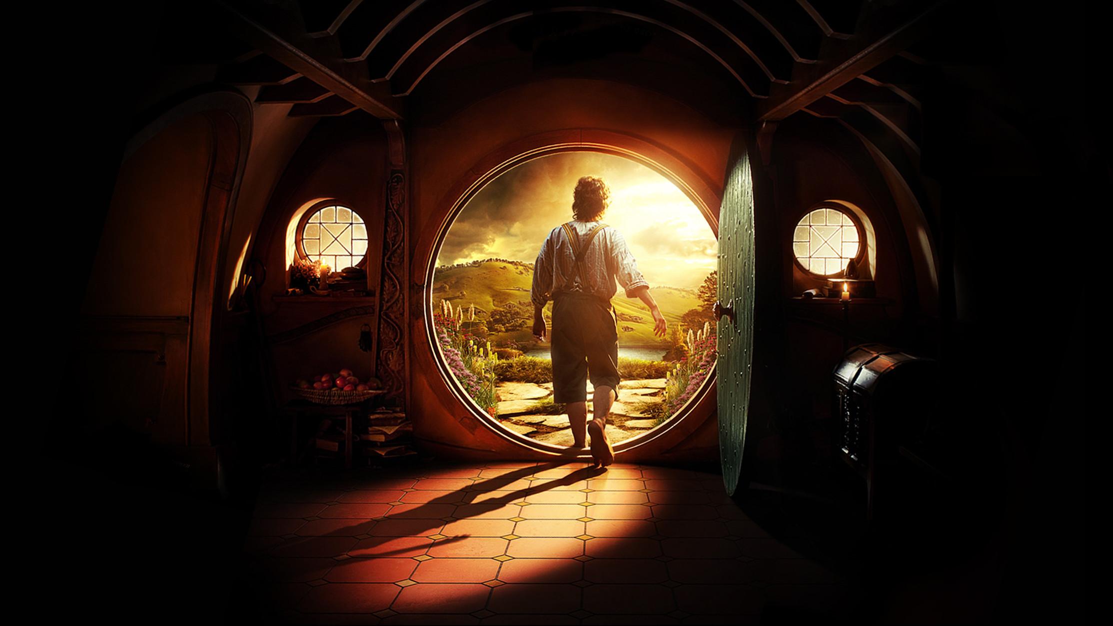 The Hobbit, Hobbits, Bilbo Baggins
