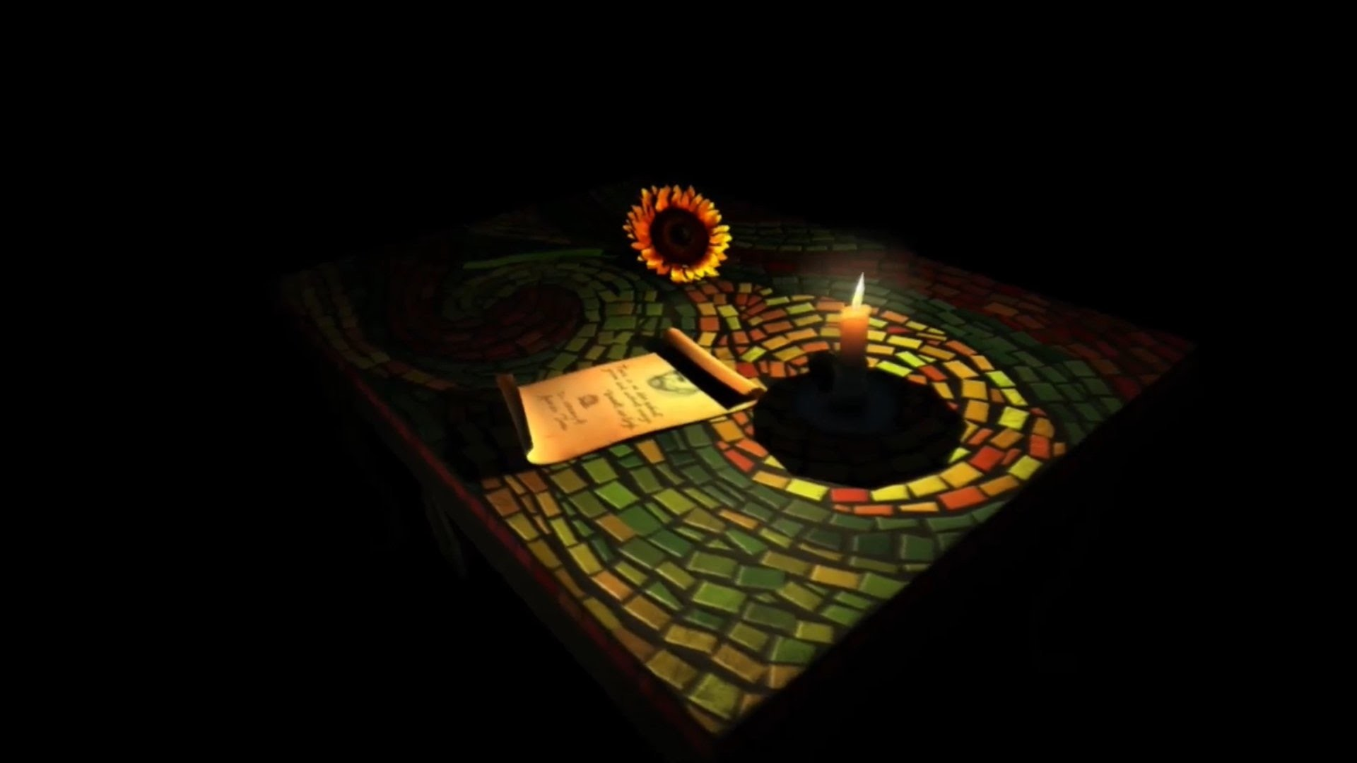 The Night Cafe : Tribute to Vincent van Gogh in Virtual Reality !