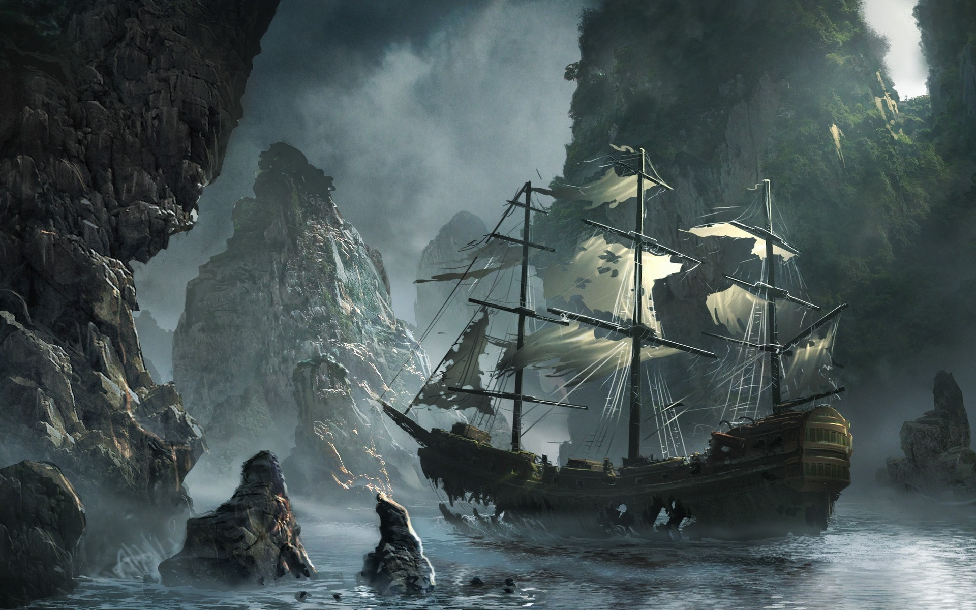 Awesome Black Sails Wallpapers, HD Wallpapers Pack 274 | Free Download