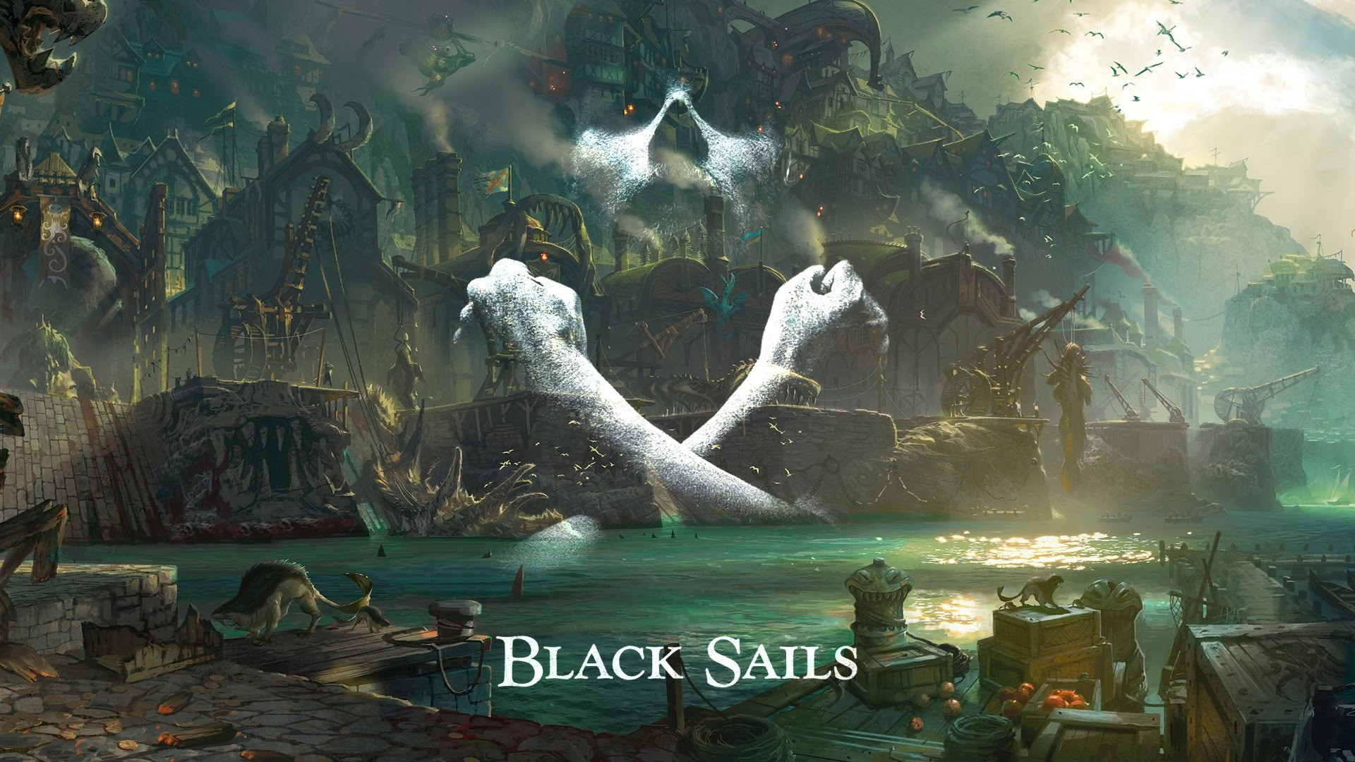 League of Legends Inspiration from Black Sails