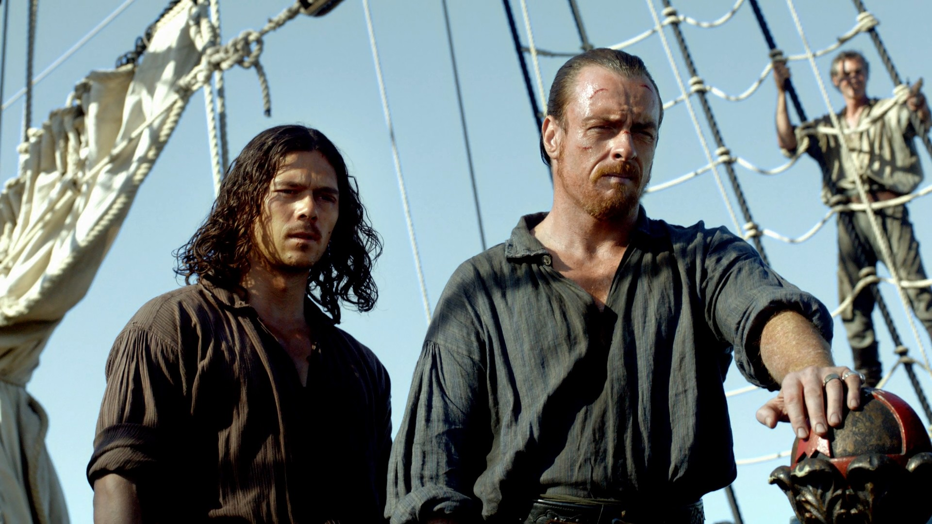 The Video: Sizing Up the Picture. 'Black Sails' …