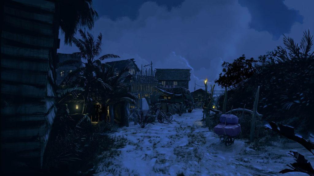 Nassau – Night