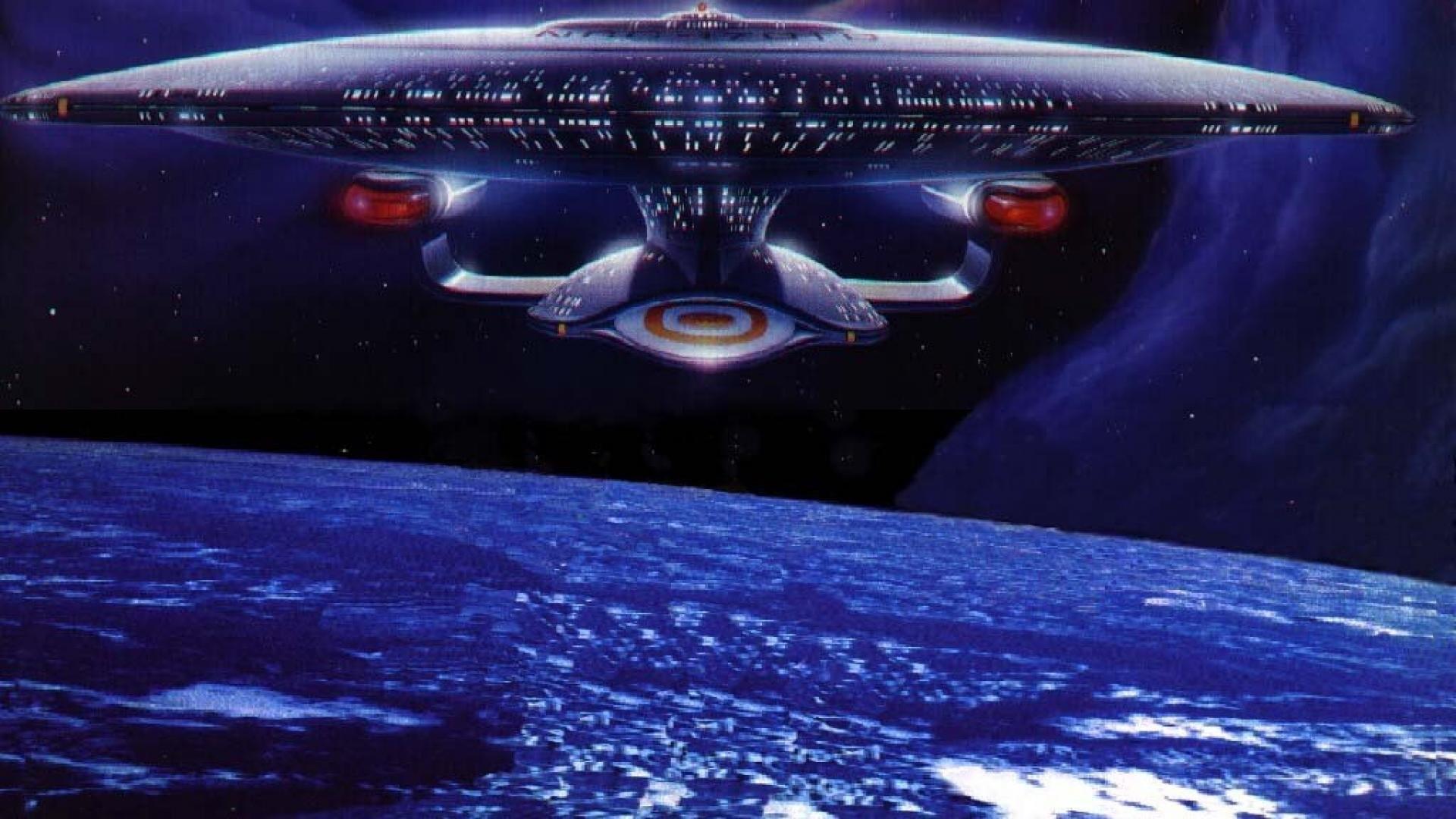 Star Trek Next Generation Enterprise