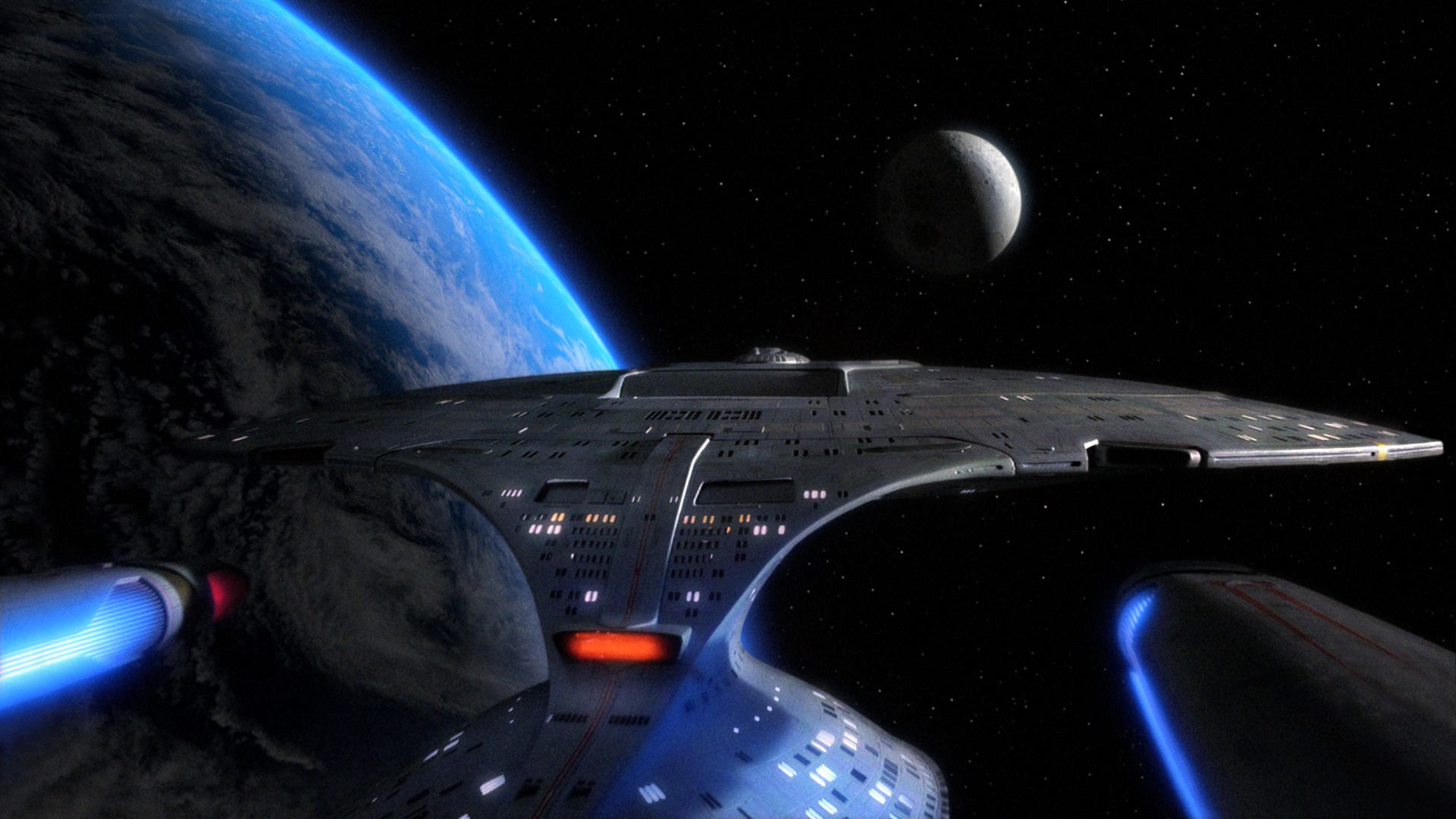 TV Show – Star Trek: The Next Generation Star Trek Wallpaper